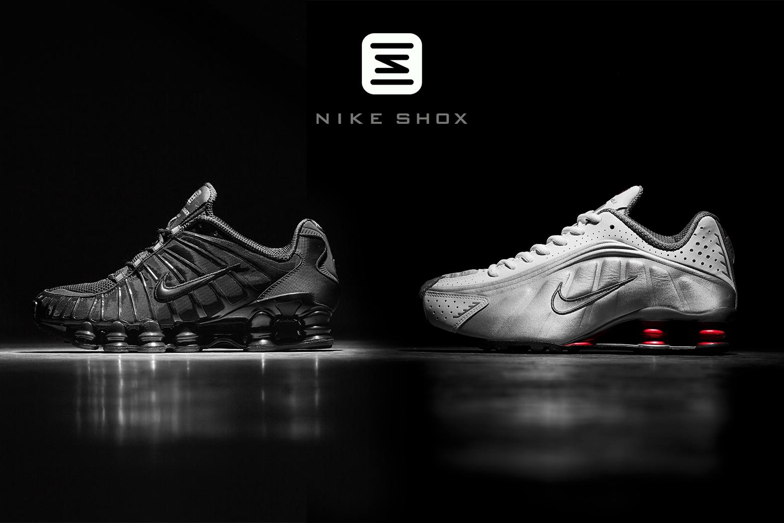 Nike Shox R4 & TL