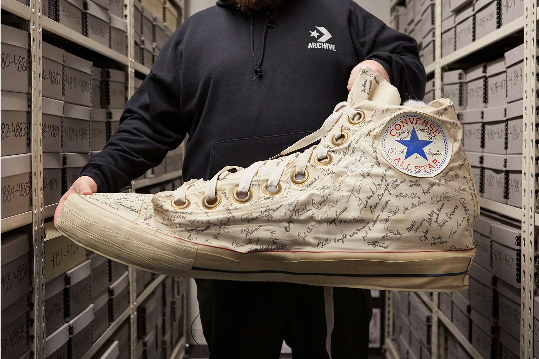 332bbdaec19c Behind the Canvas – Episode One  The Converse Archive