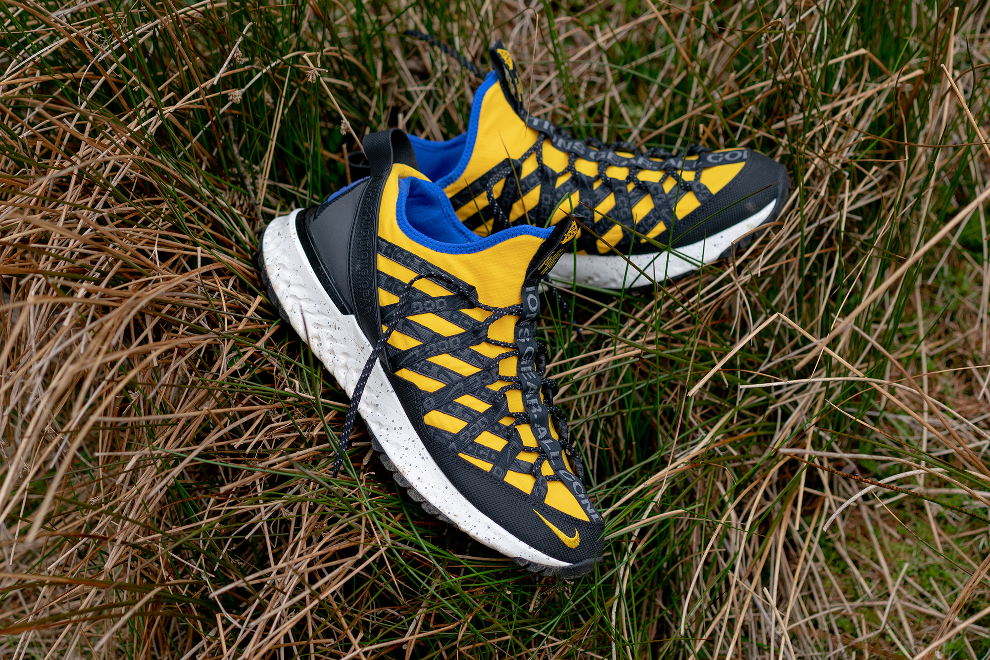 9af21888637b Nike s ACG offshoot is all about that playful outdoors spirit  bright  bursts of colour