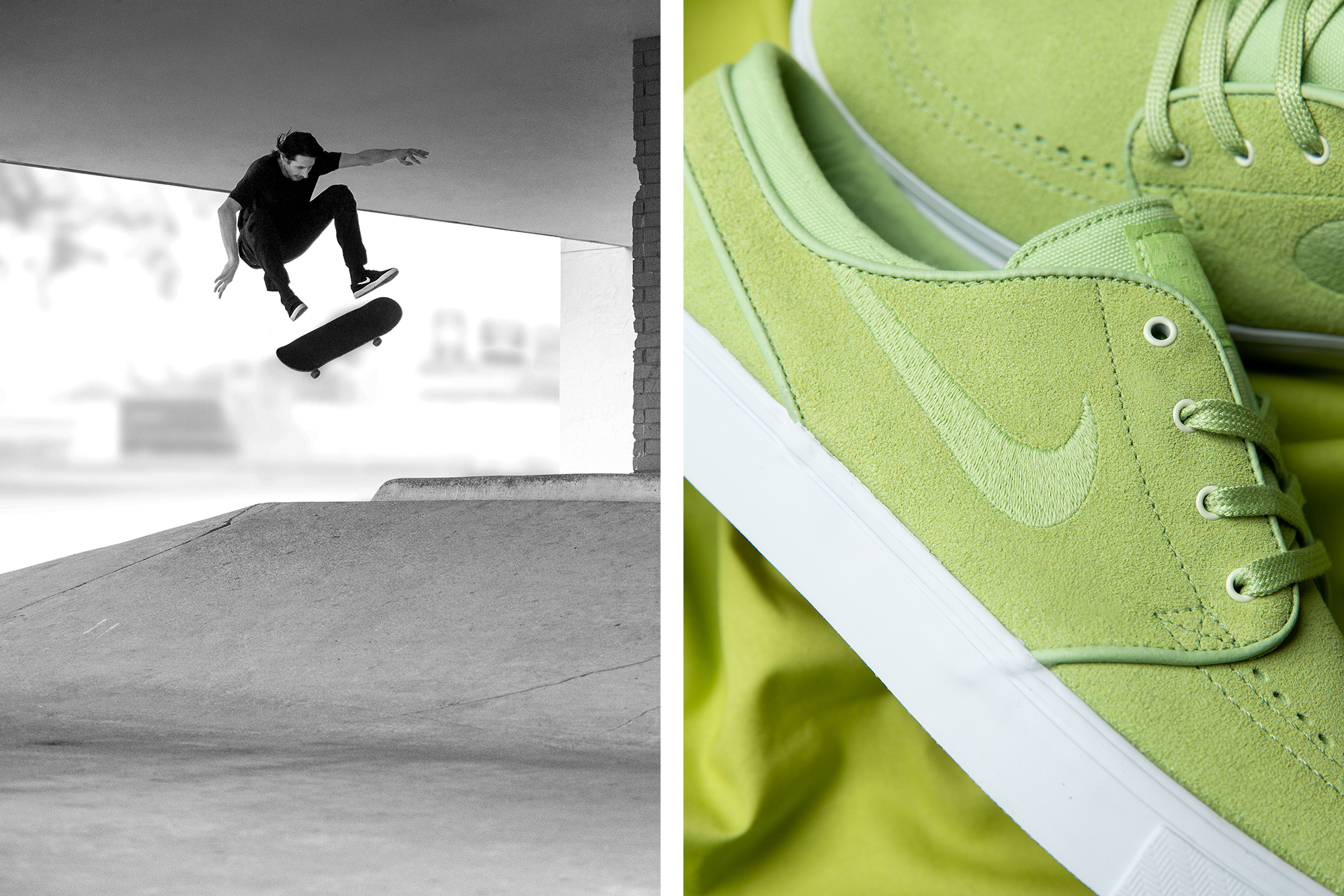A Brief History of the Nike SB Zoom Stefan Janoski