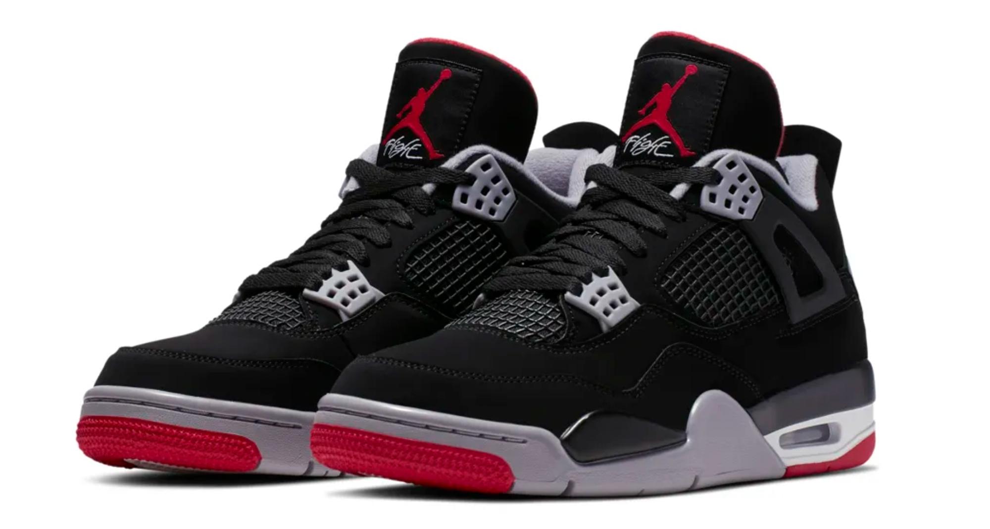 Air Jordan IV 'Bred' OG