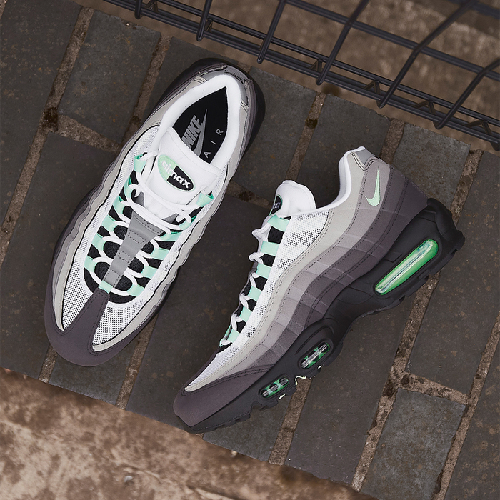 5af697da7280fd Nike Air Max 95  Fresh Mint