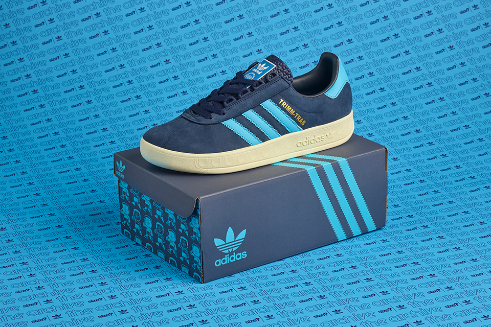 adidas Originals Archive Trimm Trab 'Trimmy' – size? Exclusive