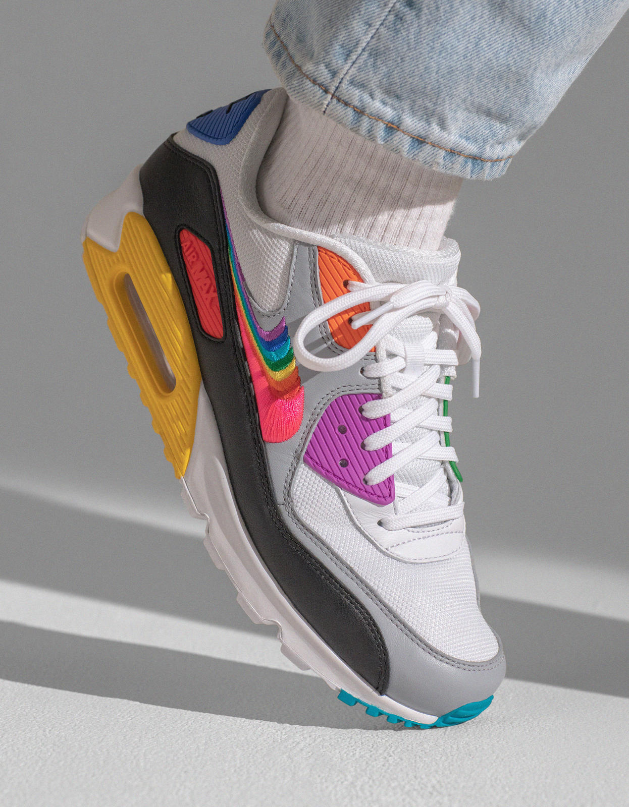 premium selection 4b193 eea48 Nike Air Max 90 Be True 2019 Collection