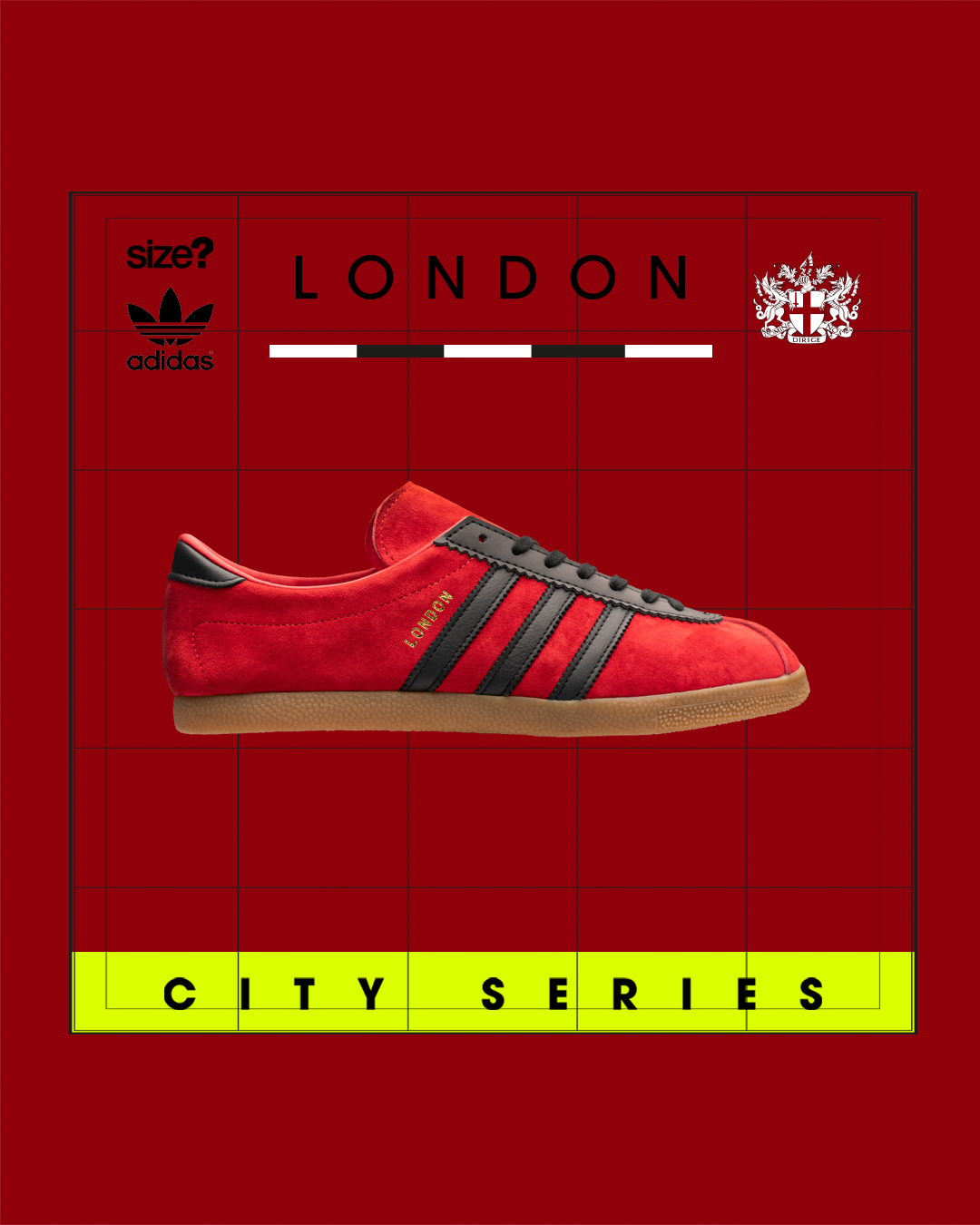 adidas Originals European City Series London OG