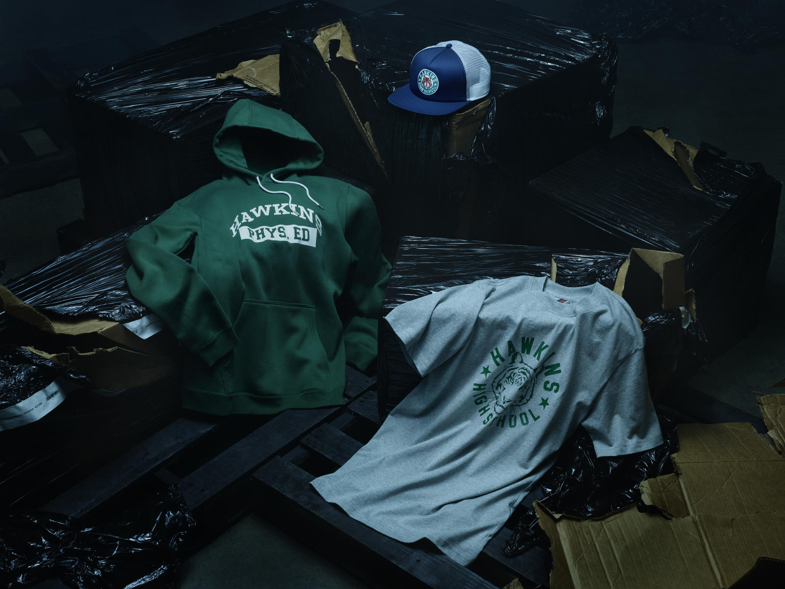 Nike x Stranger Things Apparel Collection