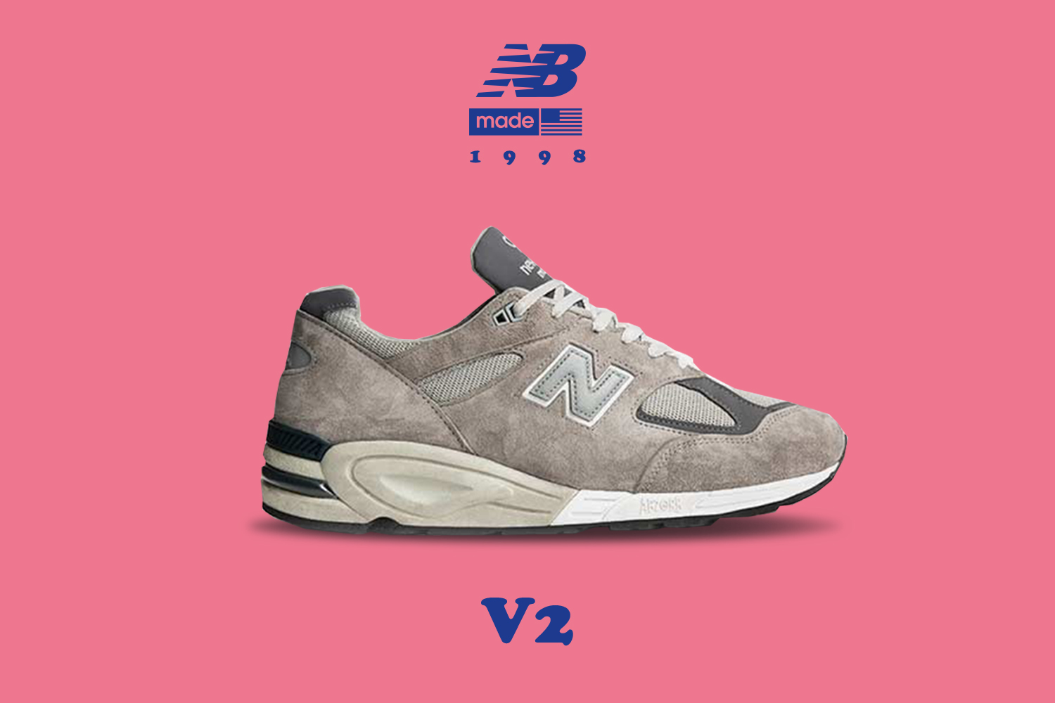 huge discount 777c0 34fc7 A Brief History of the New Balance 990 - size? blog