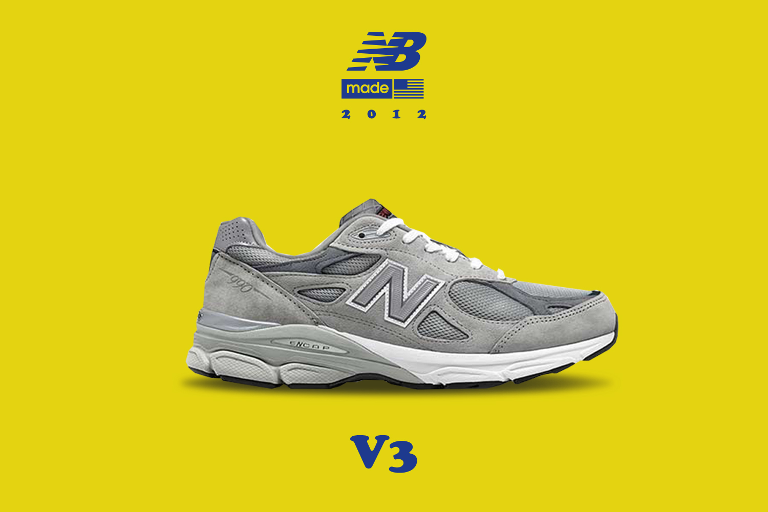 huge discount 17a96 de7bc A Brief History of the New Balance 990 - size? blog