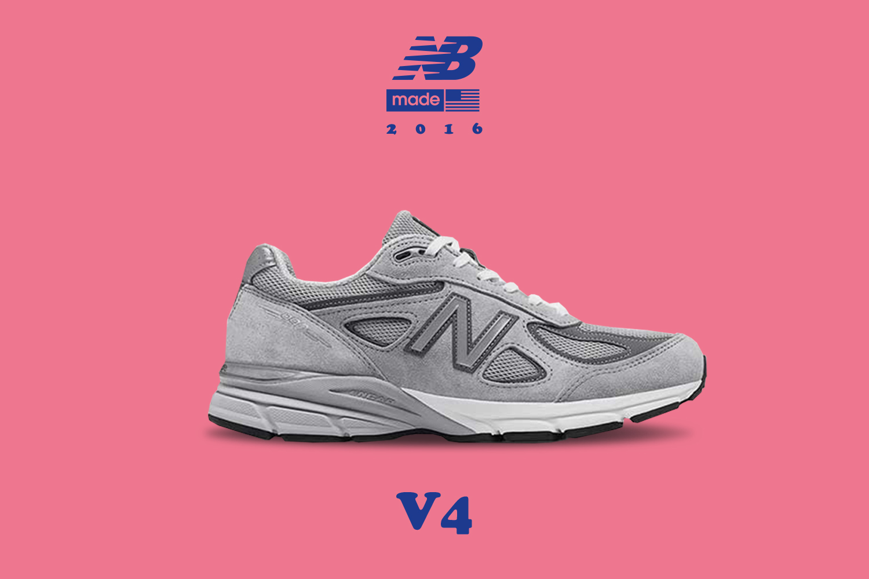 New Balance V4