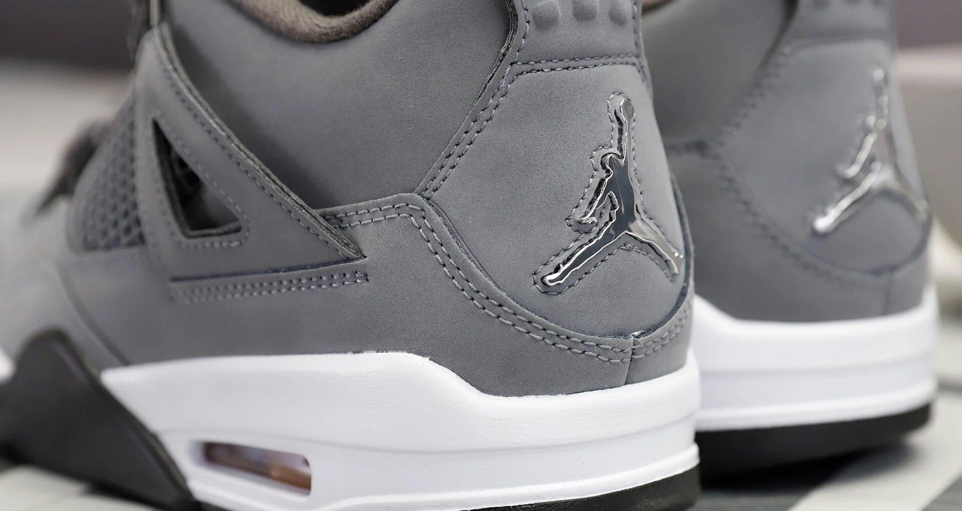 Air Jordan 4 Heel Counter