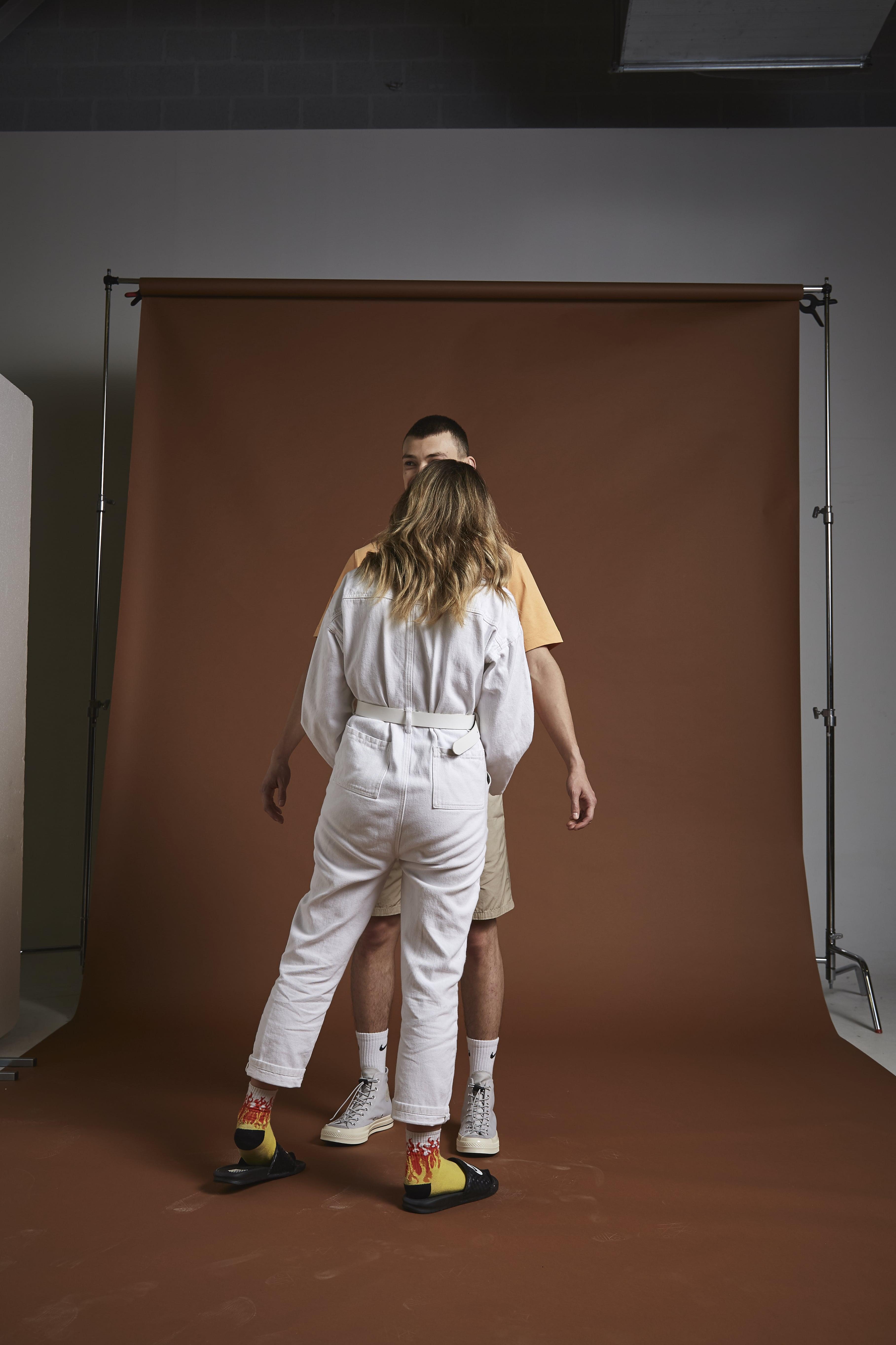 Aoife Malone Styling Model