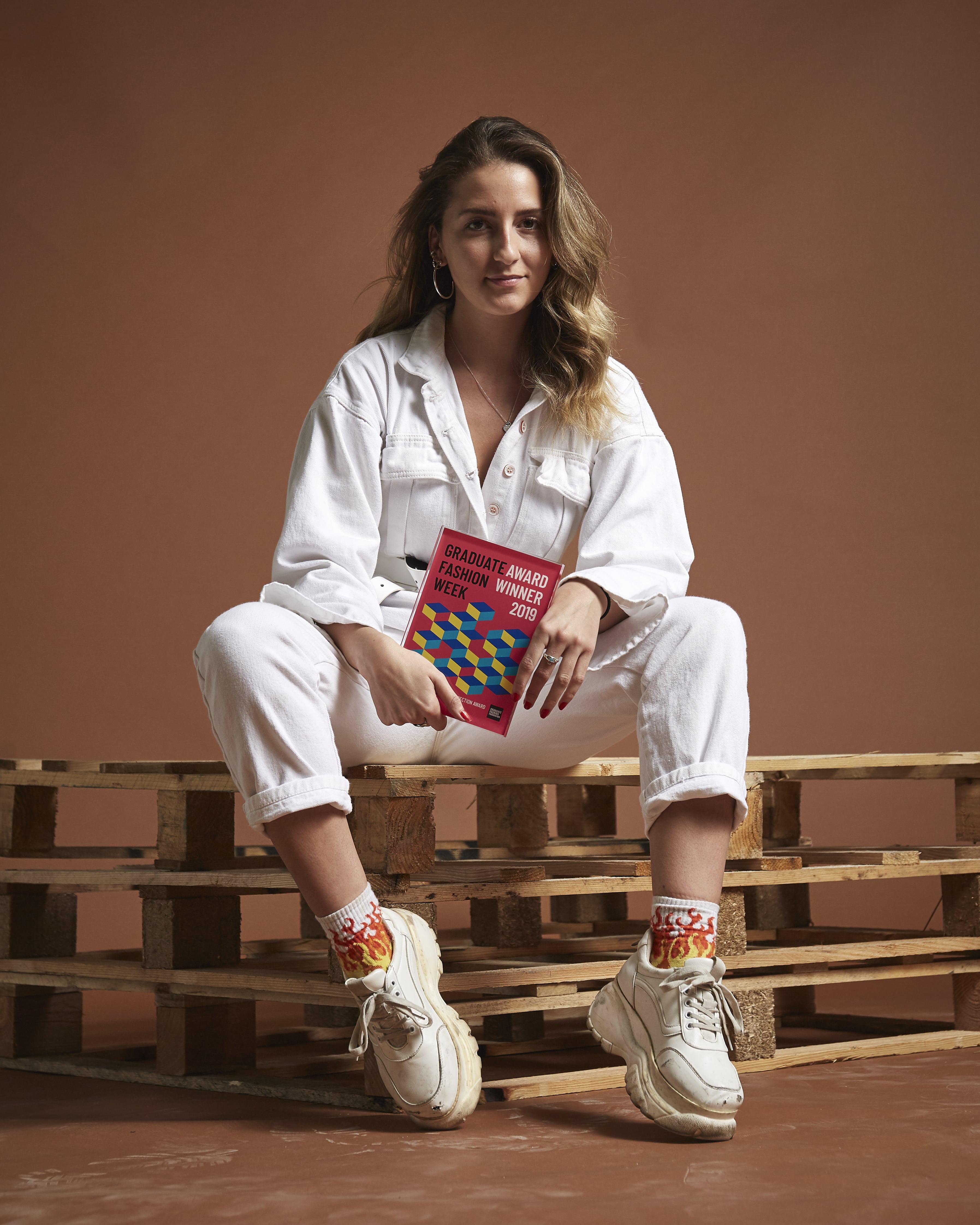 size? Studio Visit – Aoife Malone, Fashion Styling & Creative Direction Award Winner, GFW 2019