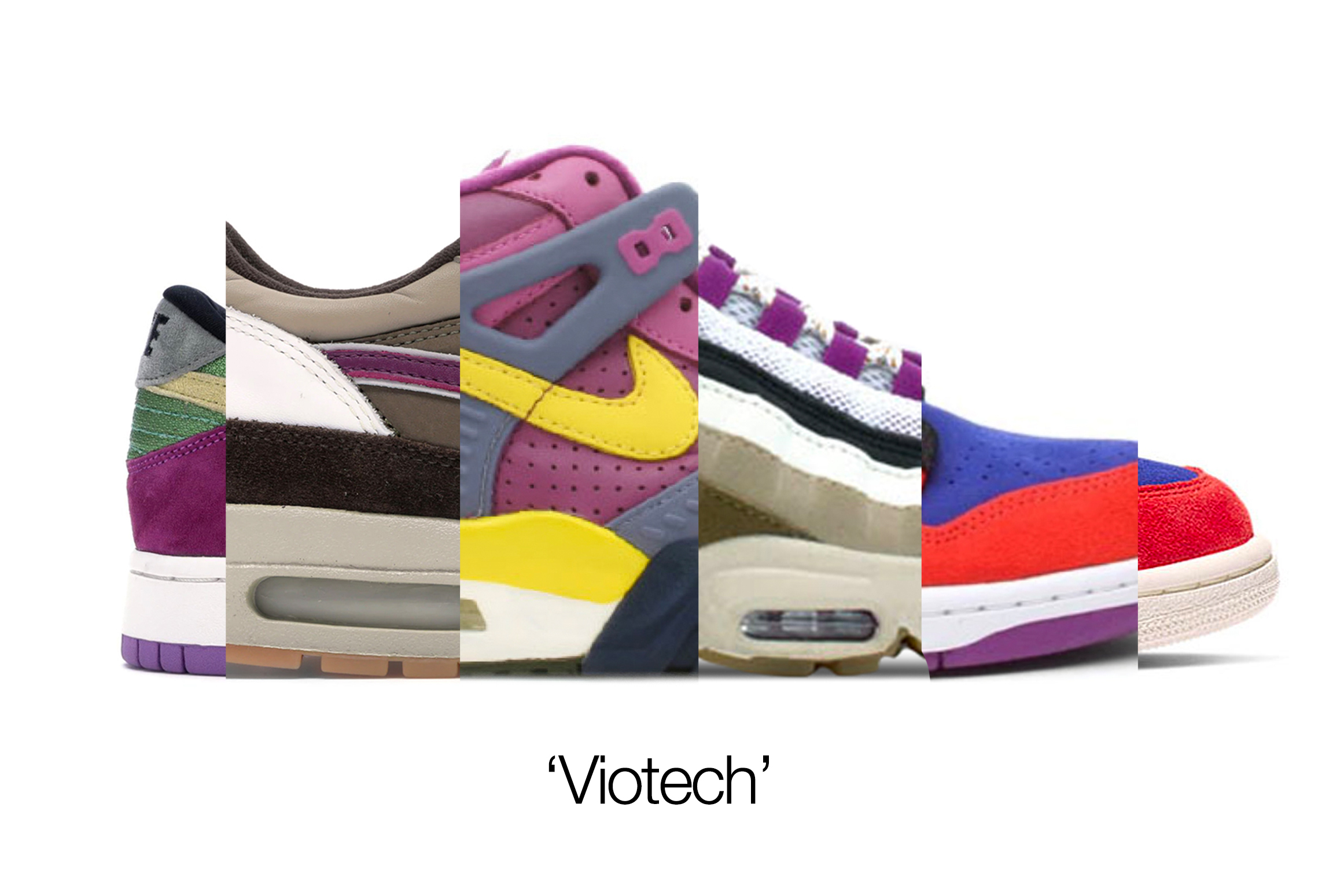 A Brief History of Nike's 'Viotech' Purple