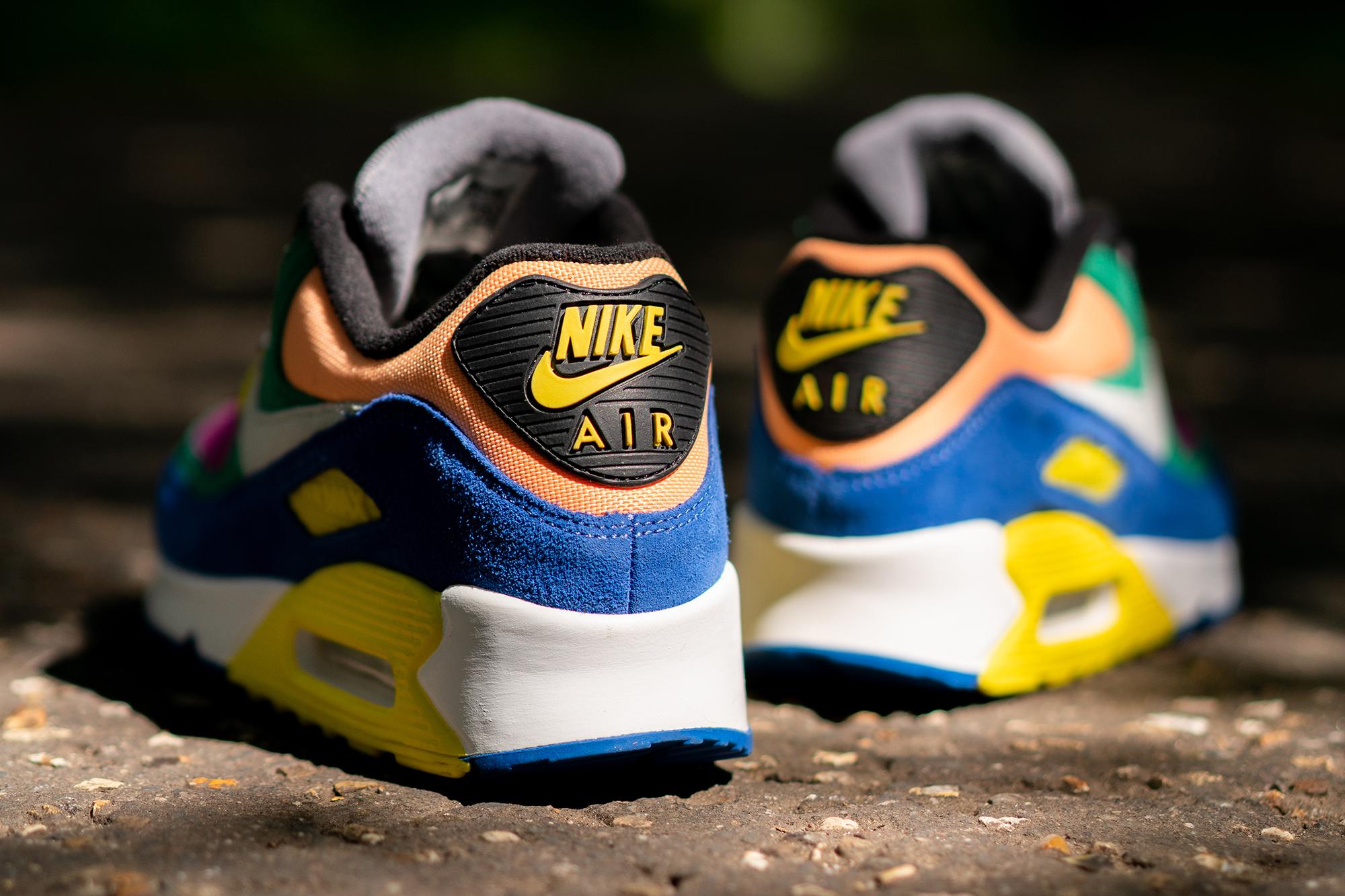 Nike Air Max 90 QS 'Viotech' size? blog