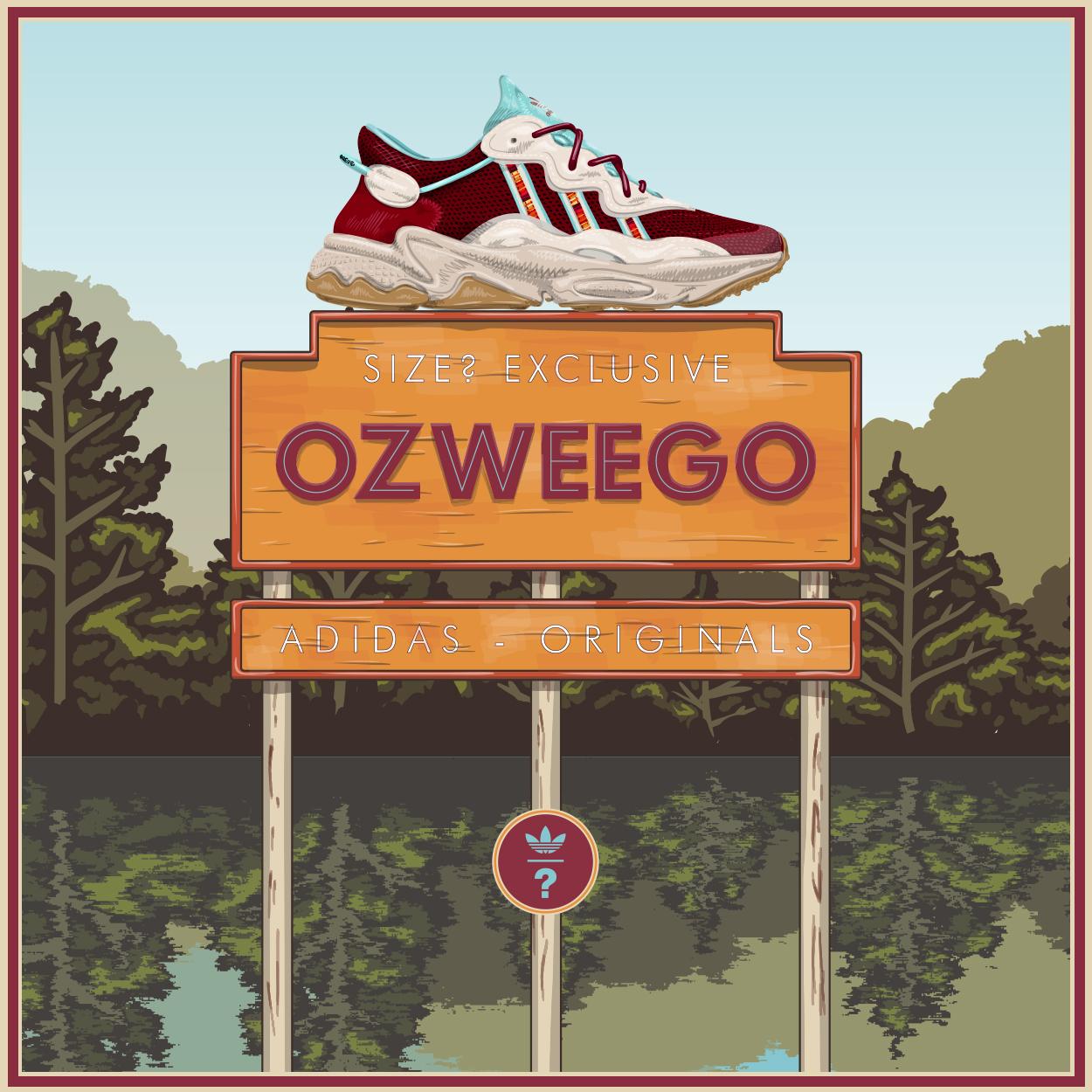 adidas Ozweego Size Exclusive