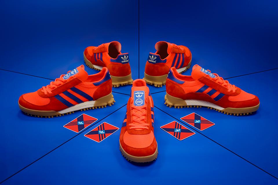 adidas Originals Archive Marathon TR – size? Exclusive 'Red/Blue'