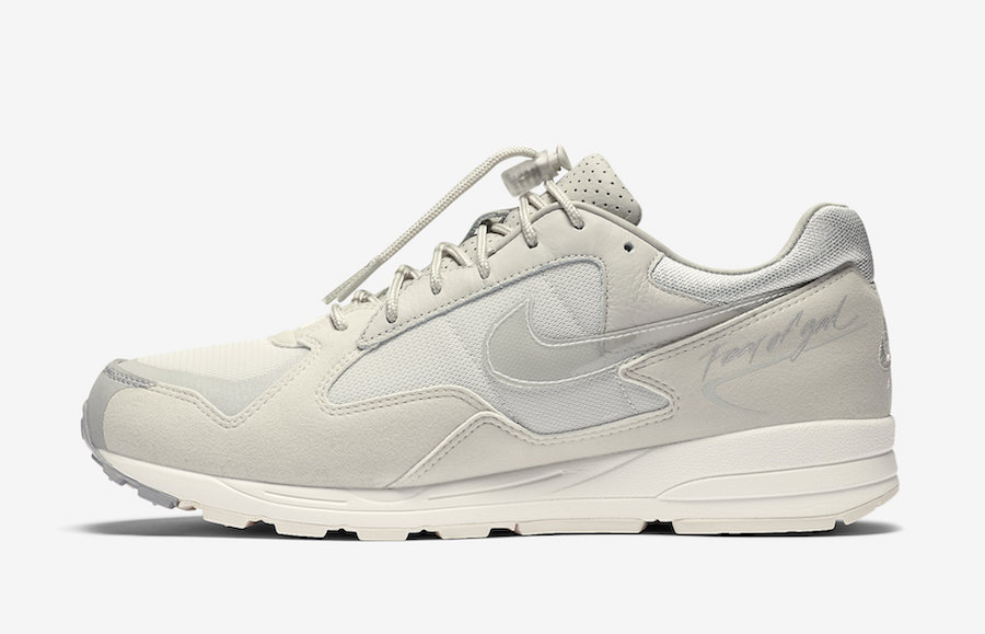 Nike Fear of God Air Skylon 2 'Light Bone' Sidewall BQ2752-003