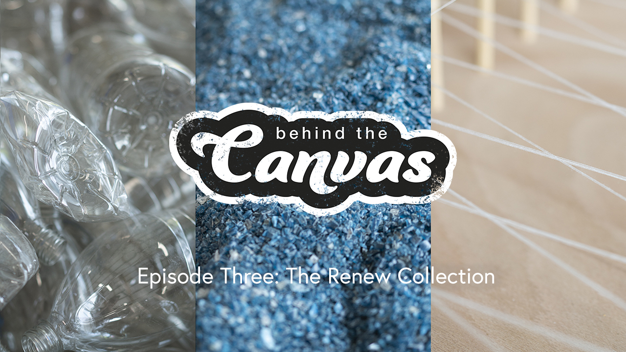 Behind the Canvas – Episode Three: The Converse Renew Collection