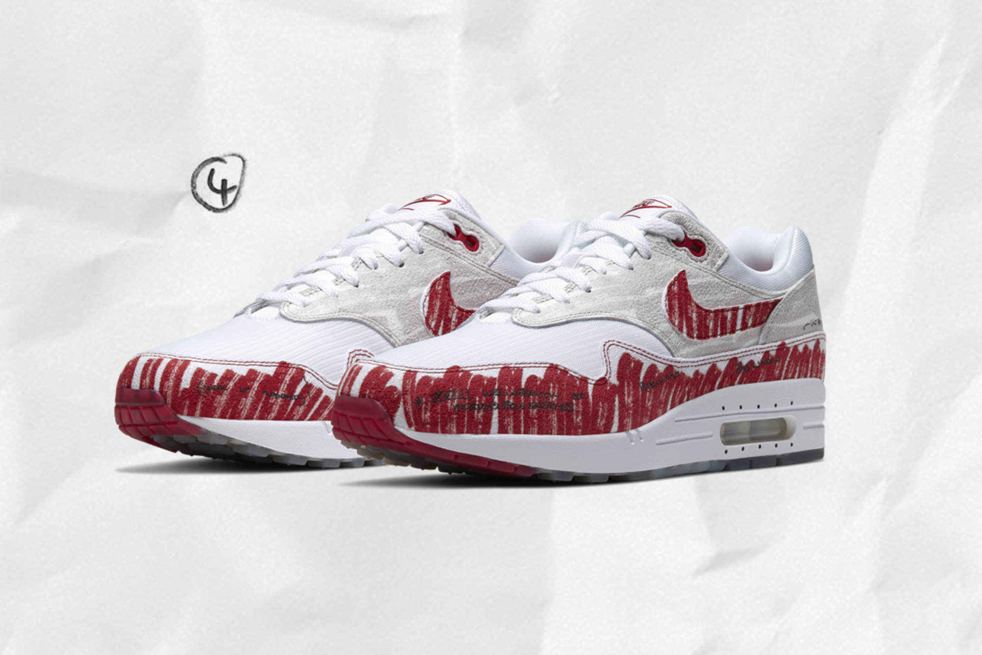 Nike Air Max 1 Tinker 'Sketch To Shelf'