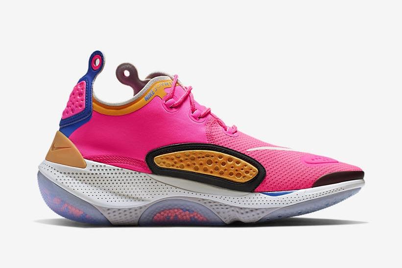 Nike Joyride NSW Setter Pink medial