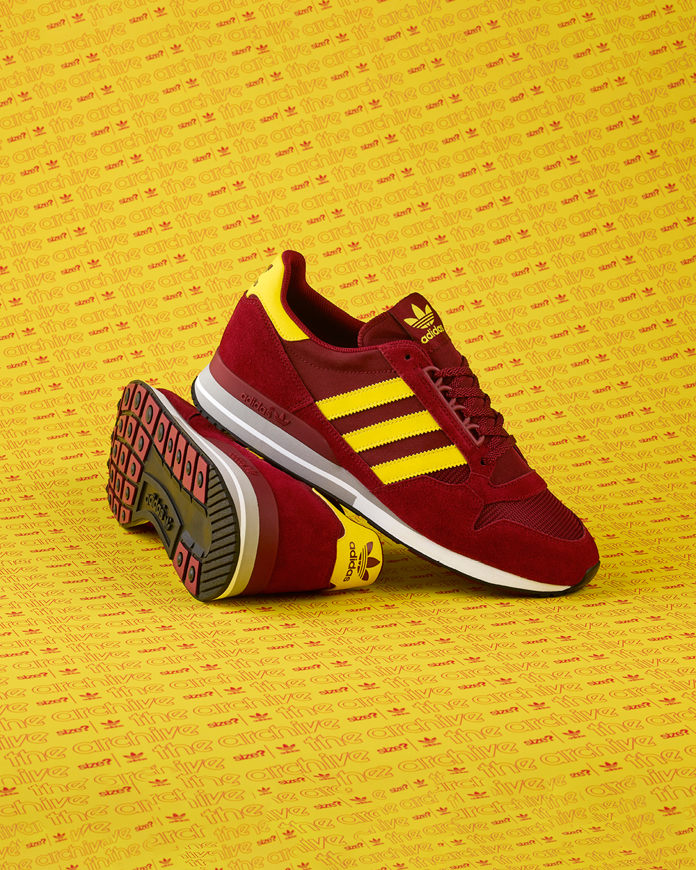 low priced 351de 51d05 Back From The Archives: adidas Originals ZX 500 - size ...