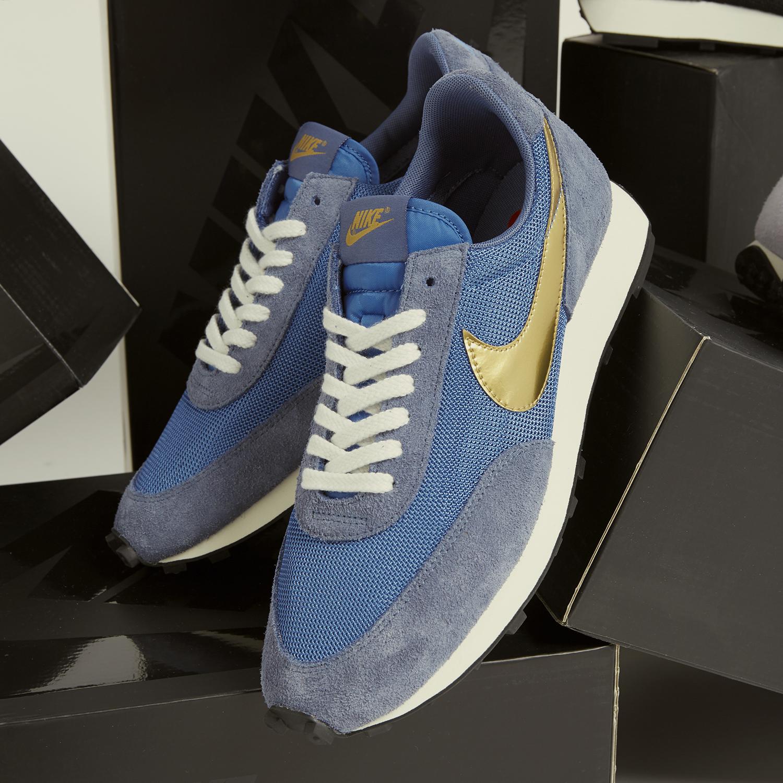 Nike Daybreak Blue Gold