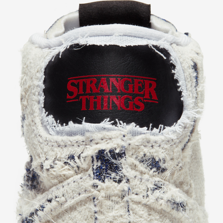 Nike Stranger Things Upside Dow Pack