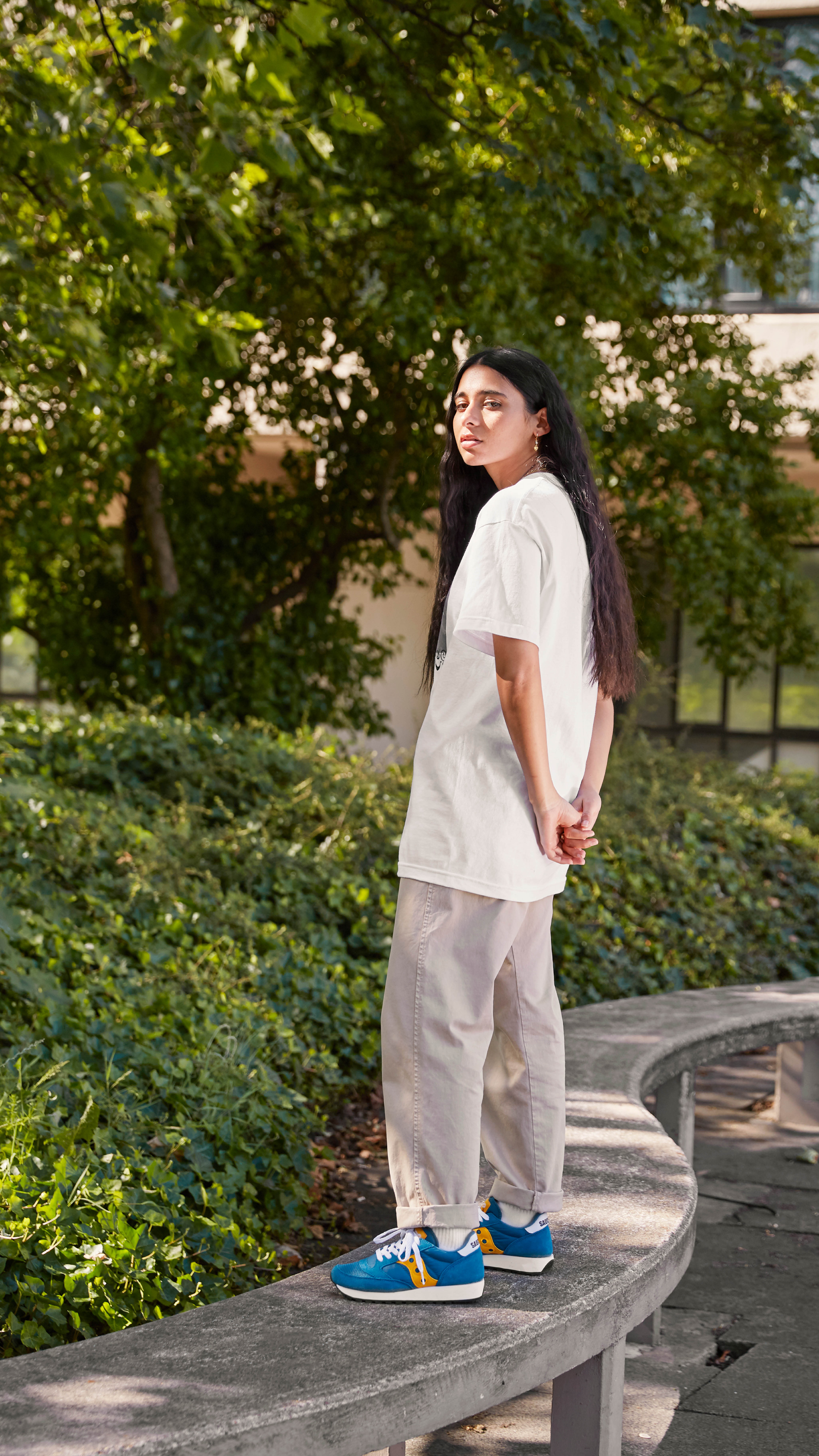 Saucony Jazz OG Model Shot