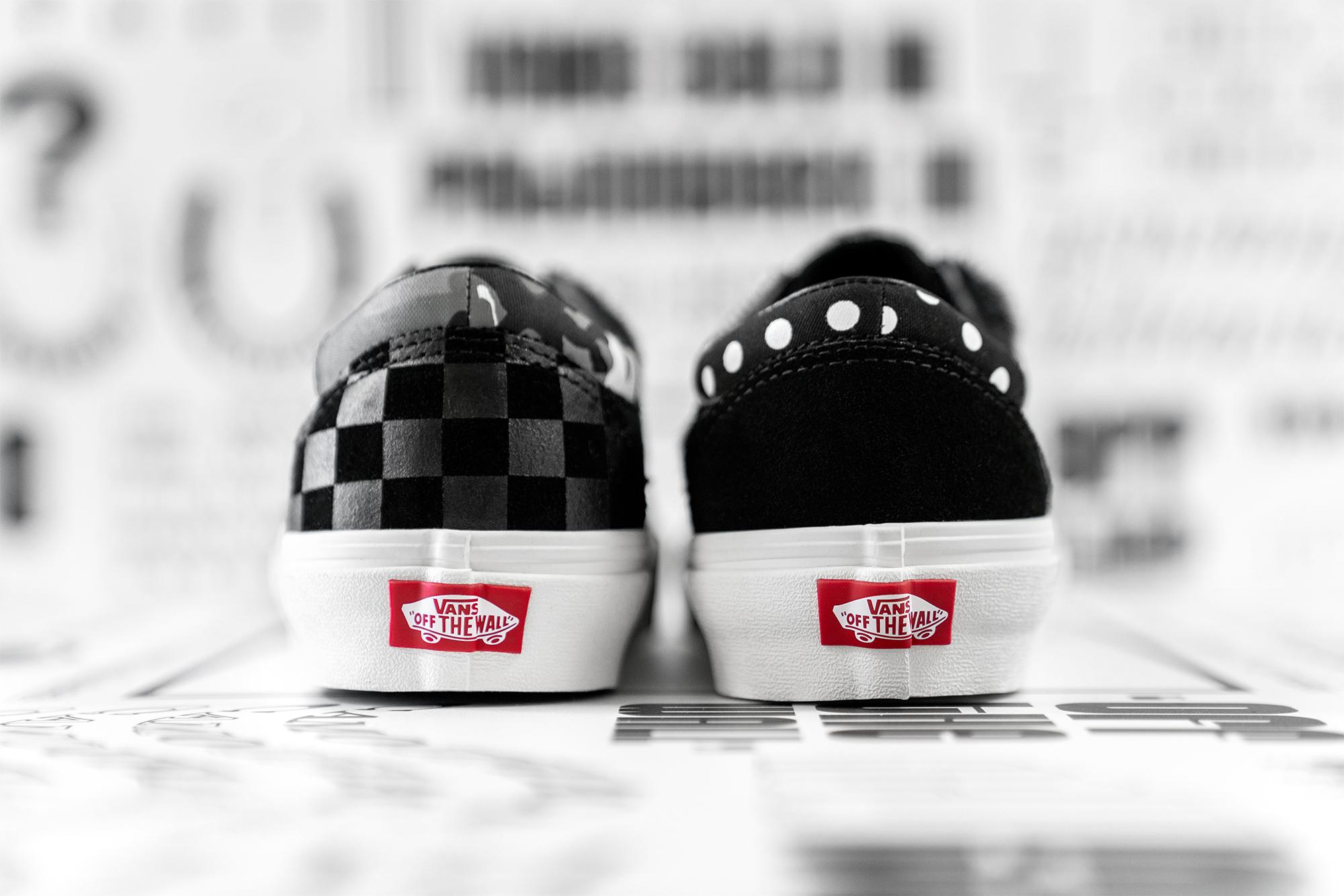 Vans Factory Floor pt 3 Heel