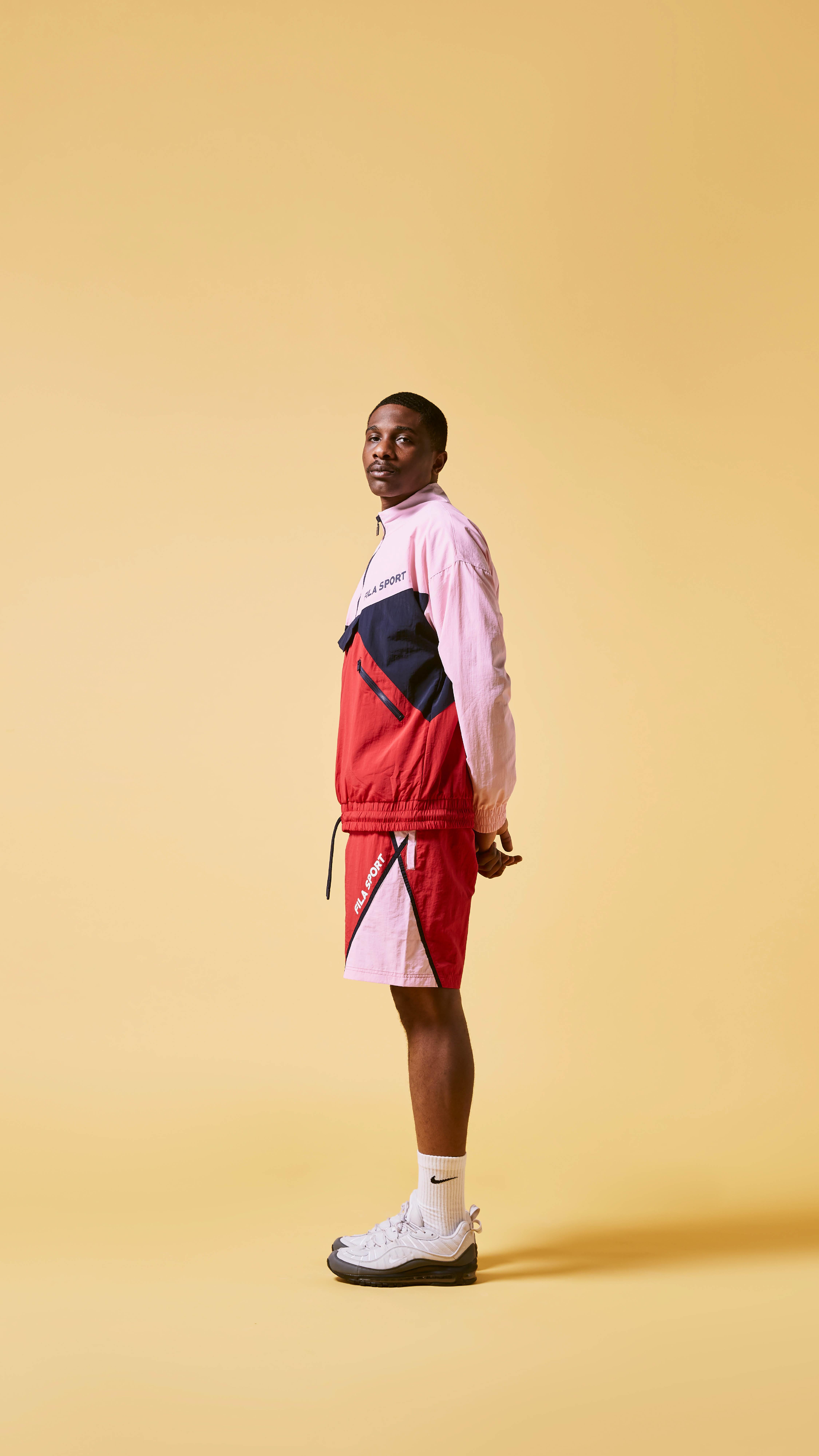 FILA Young Shorts