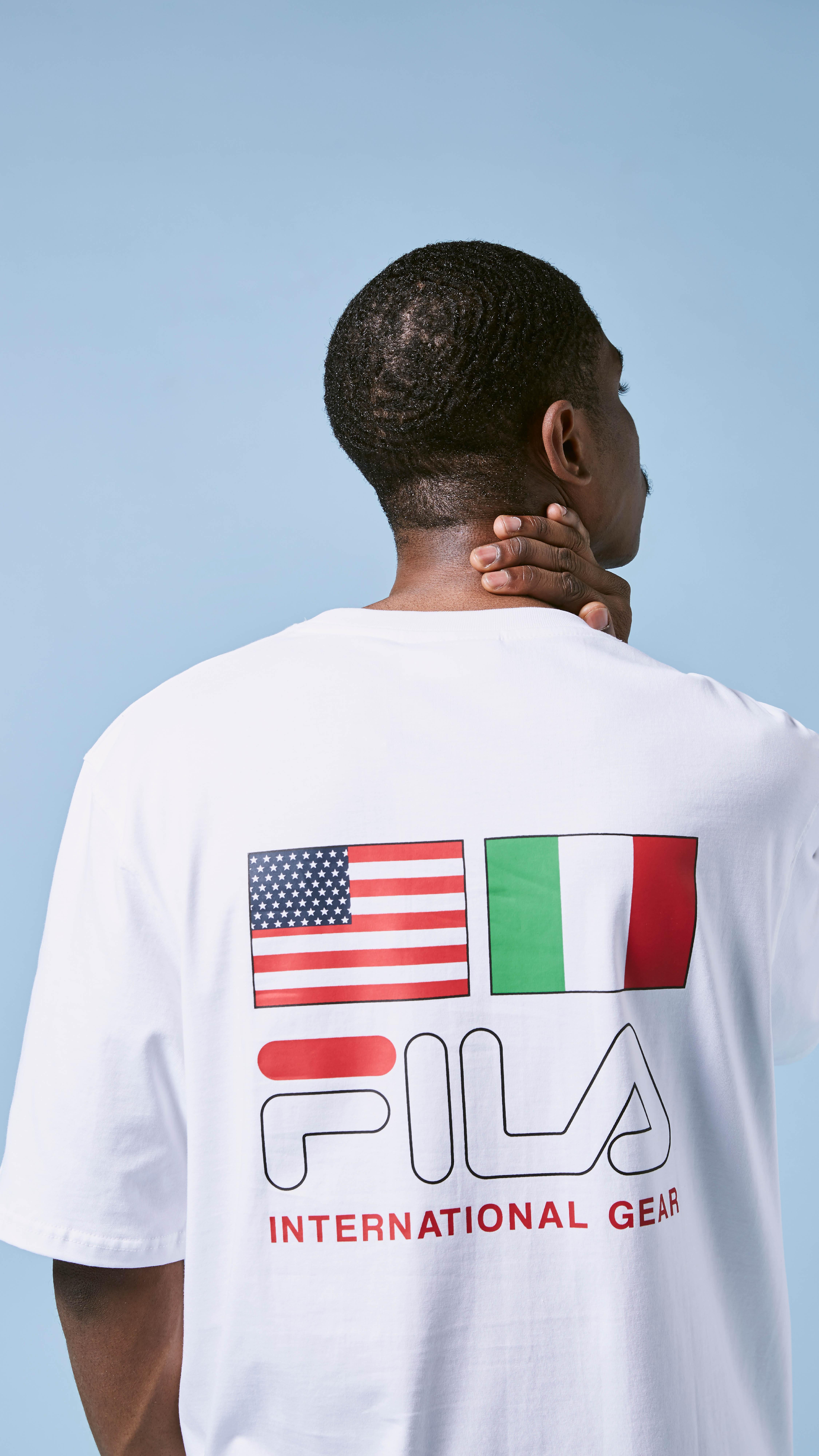 FILA Christopher T-Shirt Reverse