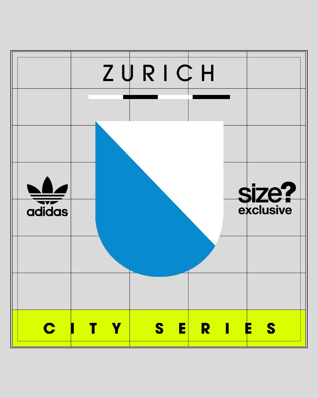 adidas Originals City Series size? Exclusive Zurich OG