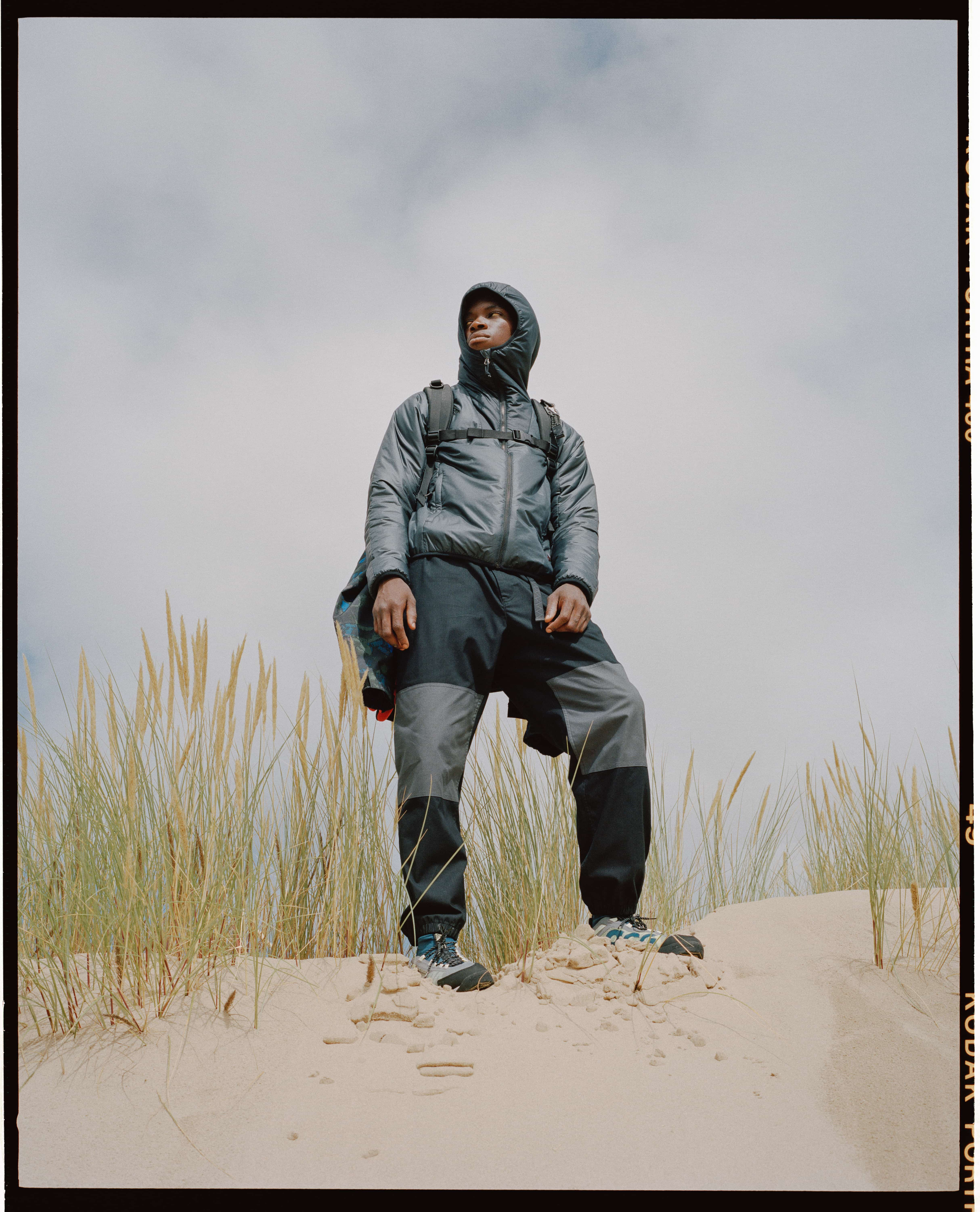 ACG AW19 Primaloft Hooded Jacket and Trail Pants