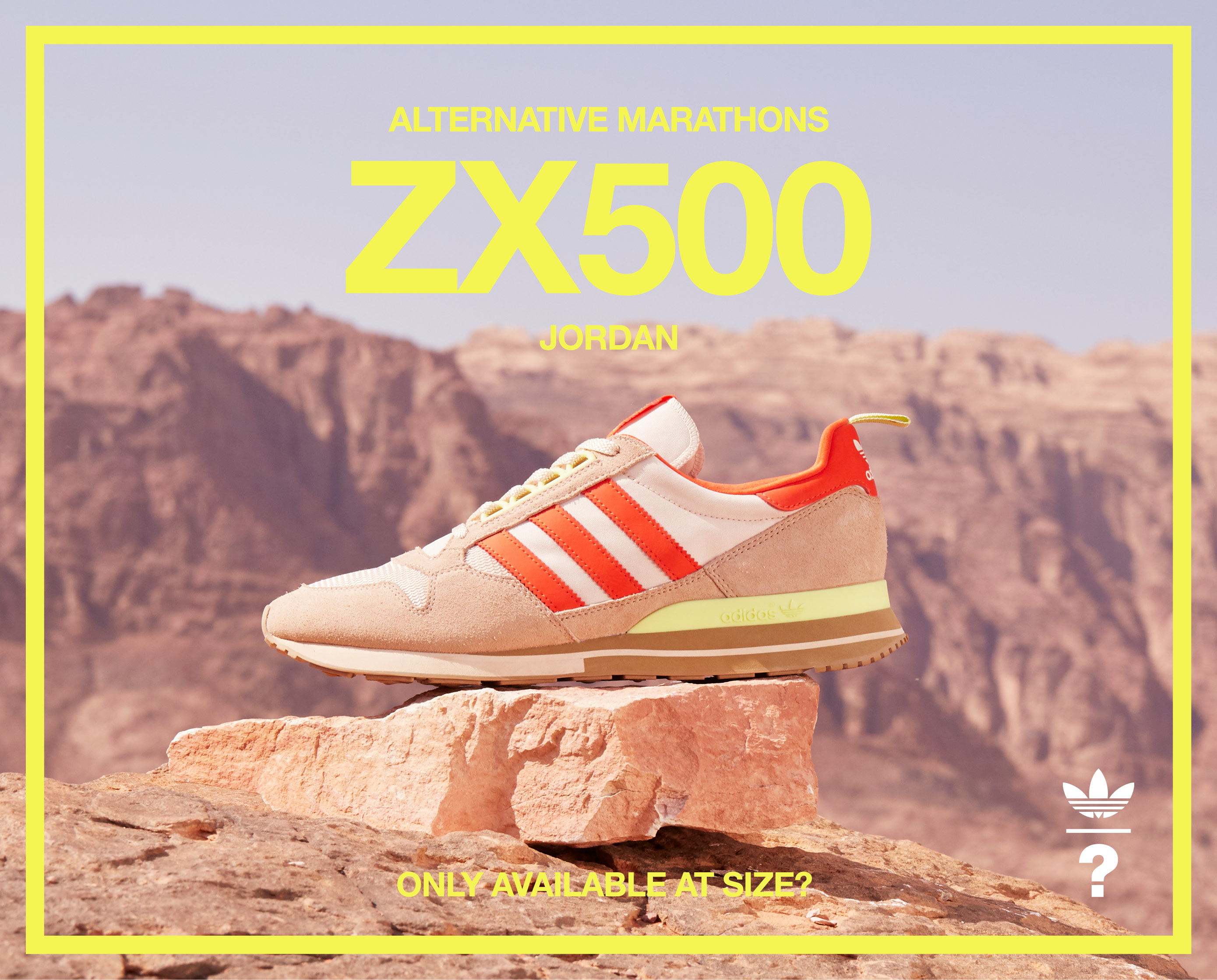 adidas Originals ZX 500 'Jordan' – size? Exclusive