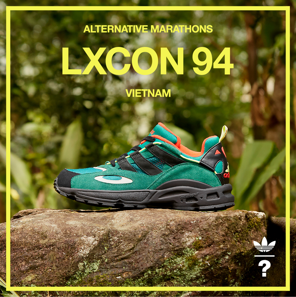 adidas Originals LXCON '94 'Vietnam' – size? Exclusive