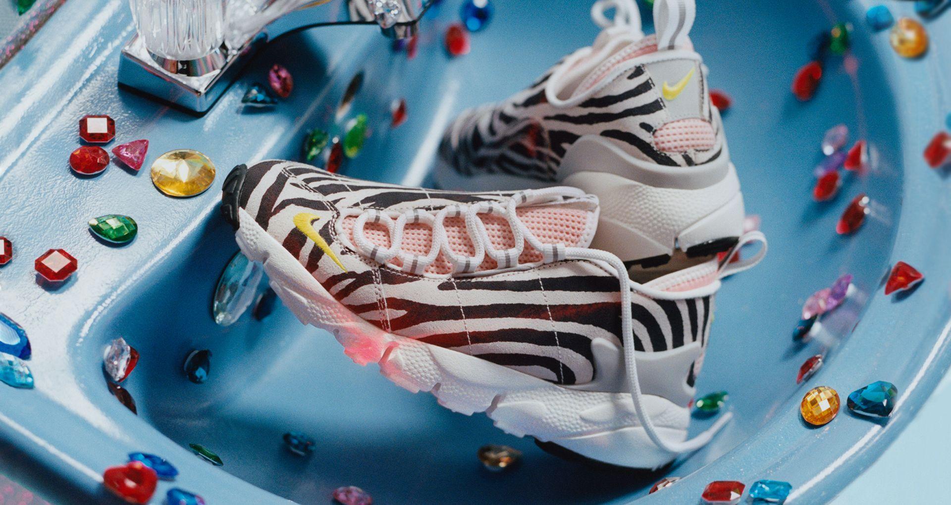Nike x Olivia Kim Footscape
