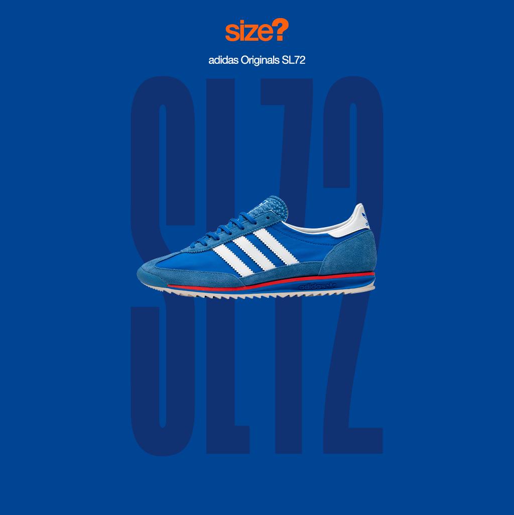 An Archival Classic – The adidas Originals SL 72 Returns