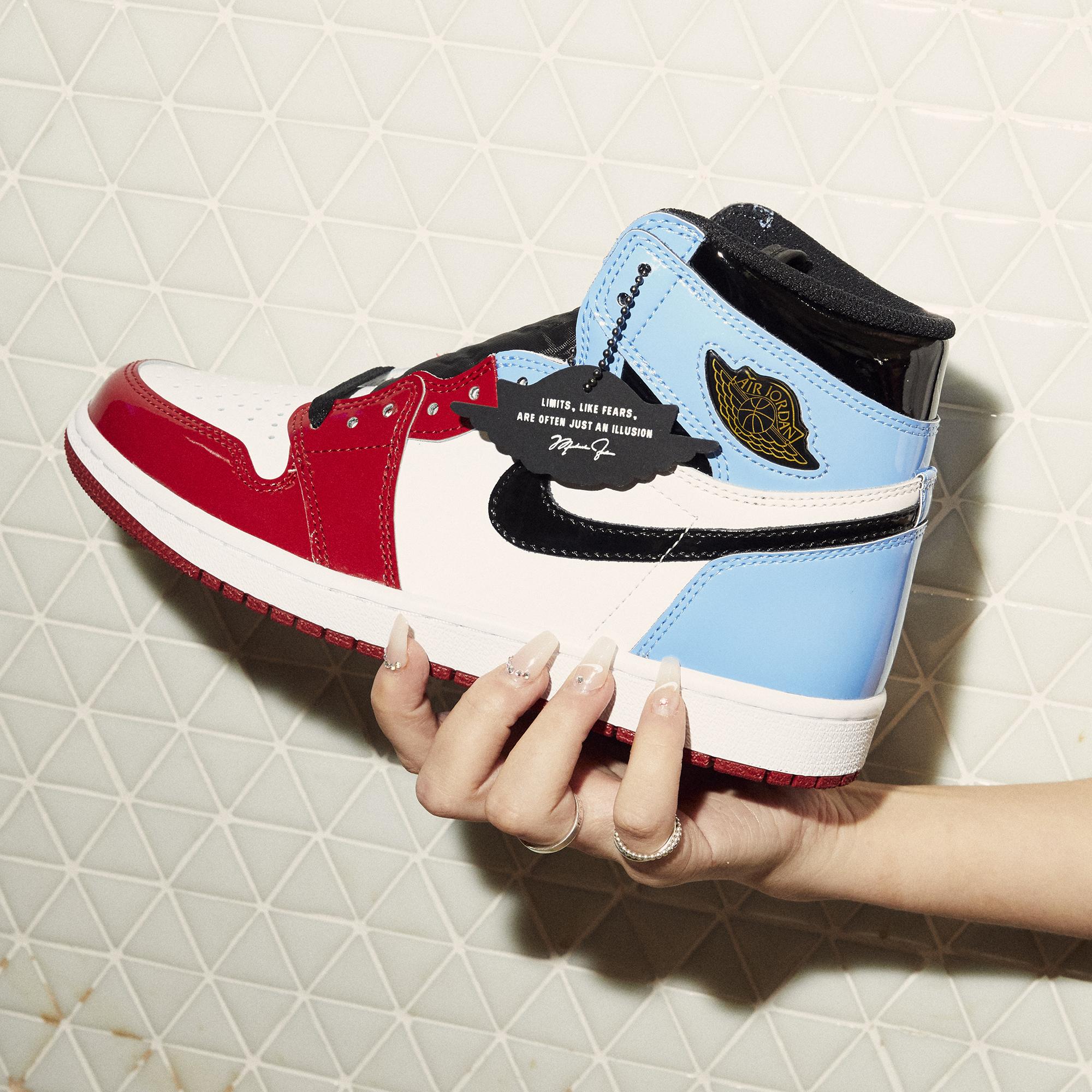 Air Jordan 1 Fearless