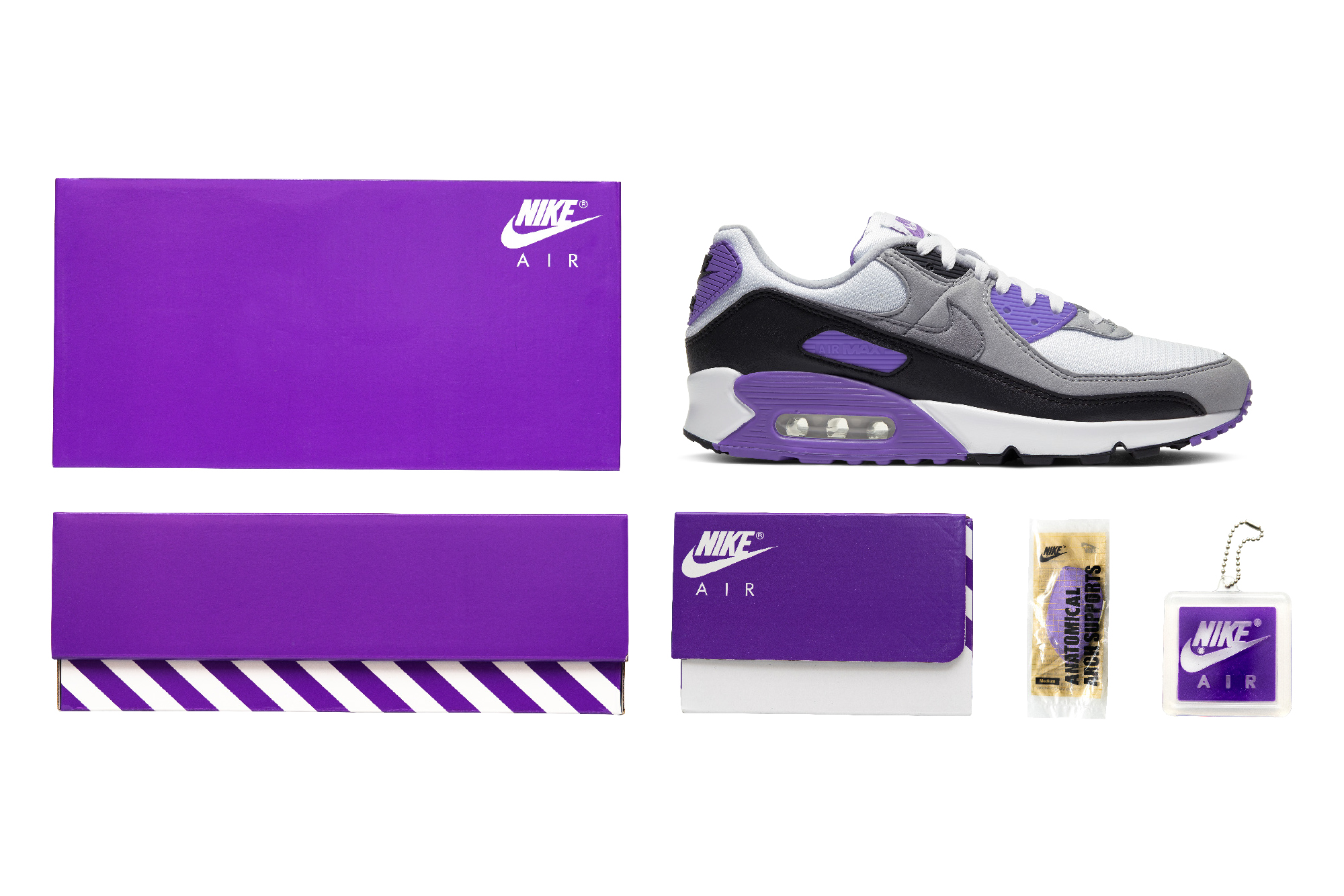 Air Max 90 Purple