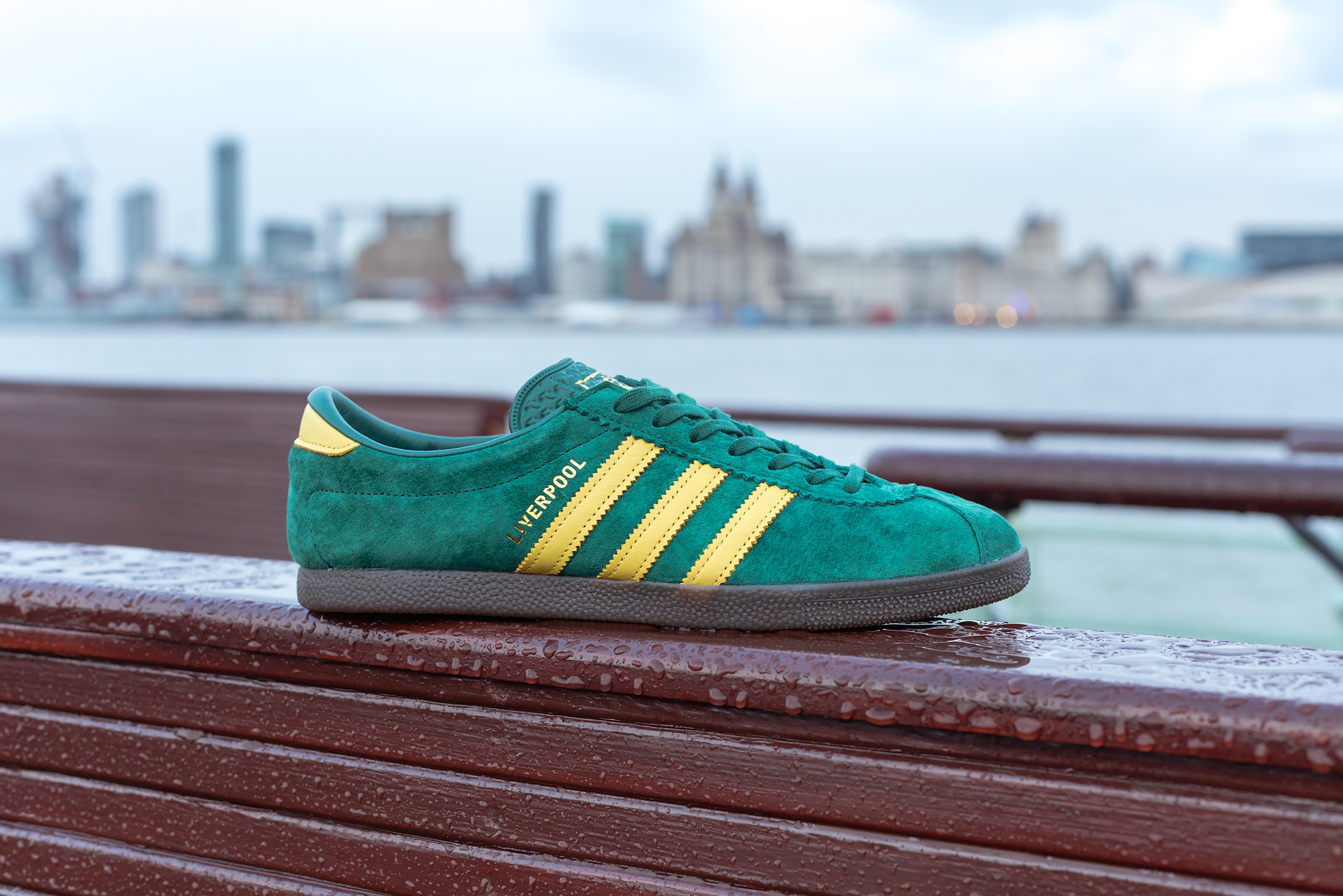 adidas Originals Liverpool Anniversary Series