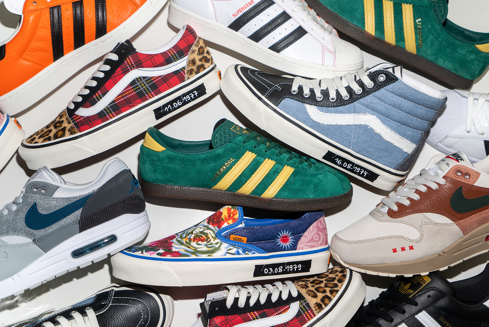 size? Previews February 2020: adidas Originals City Series 'Liverpool', Vans 'Three Stages of Punk' and more…
