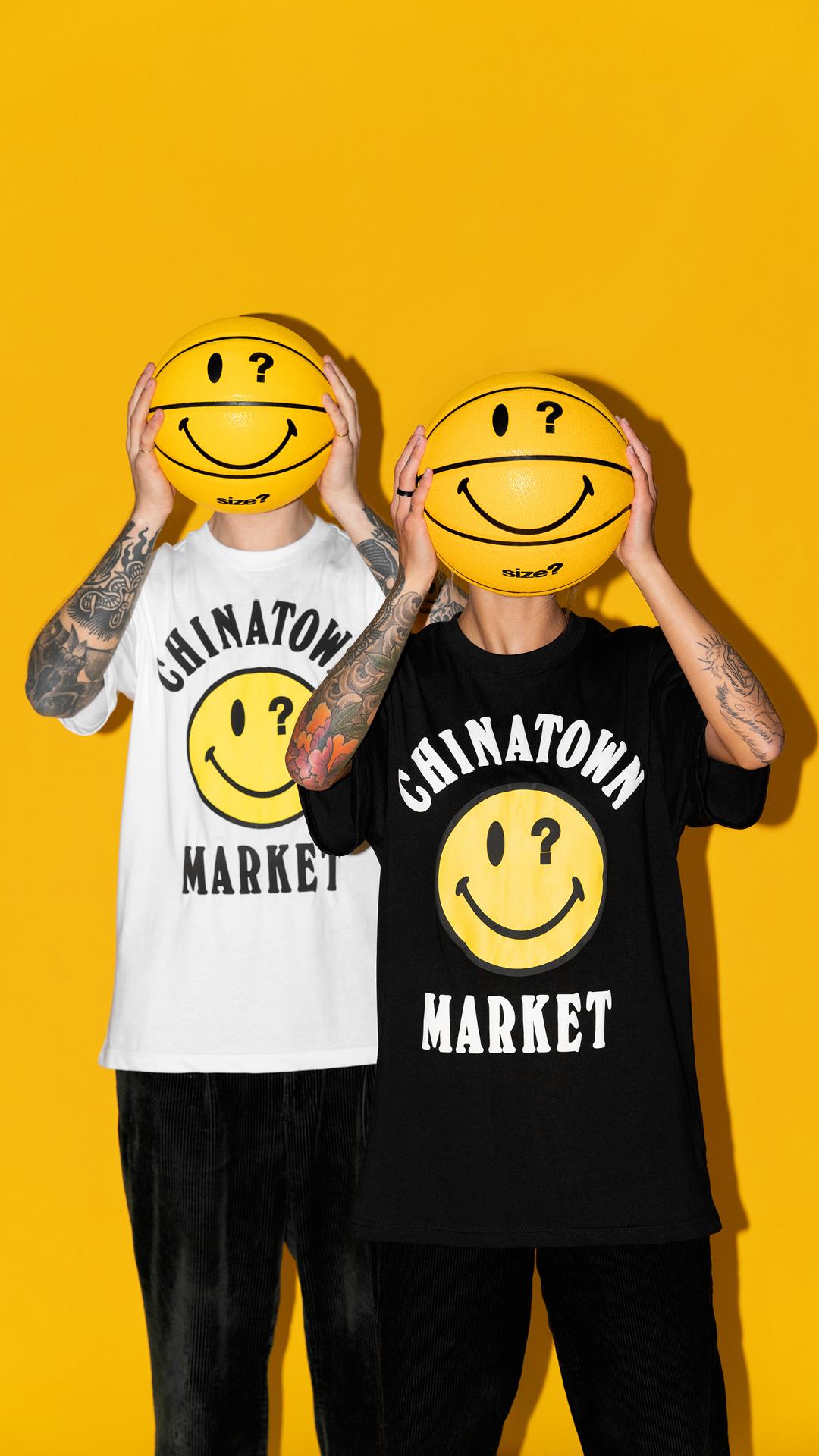 size? x Chinatwn Market