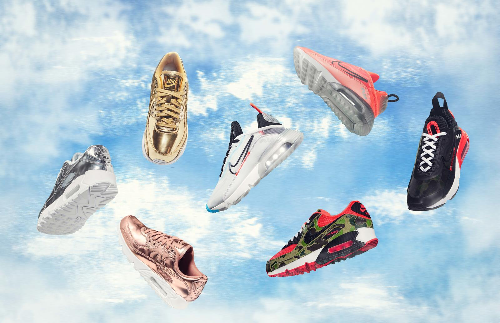 Sneak a peek at Nike's Air Max Day 2020 releases