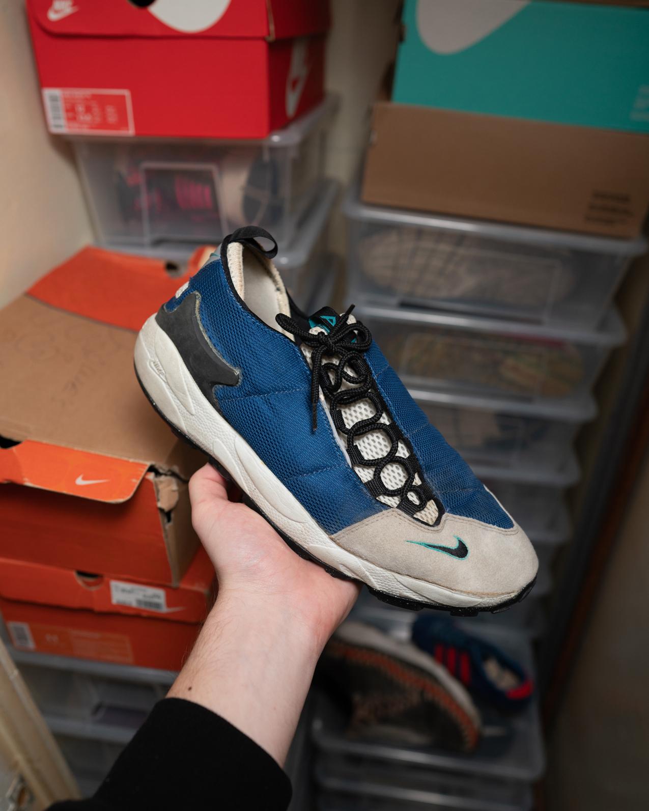 Nike Air Footscape – 1996