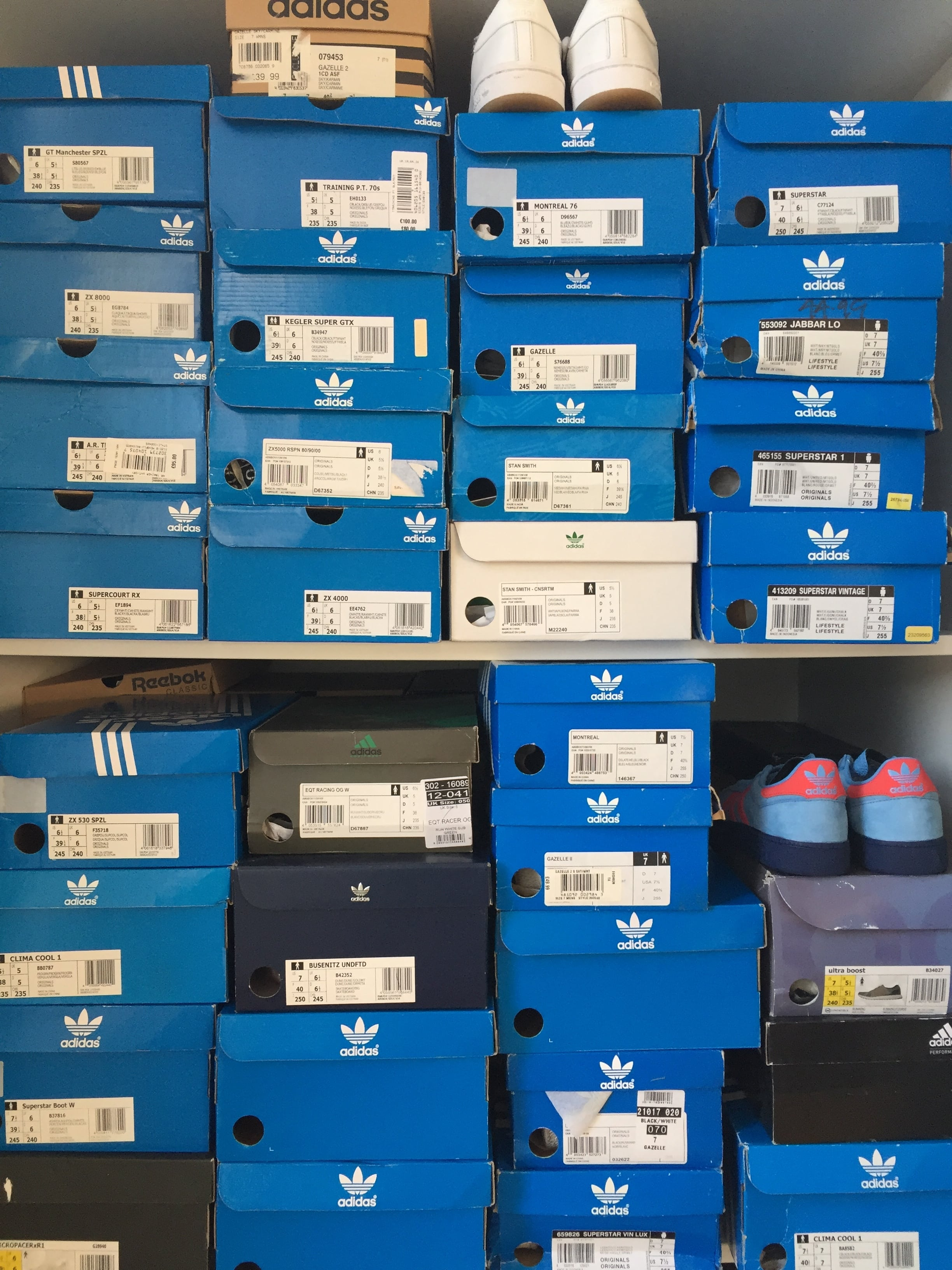 size? collections – April Allen – apparel buyer at adidas