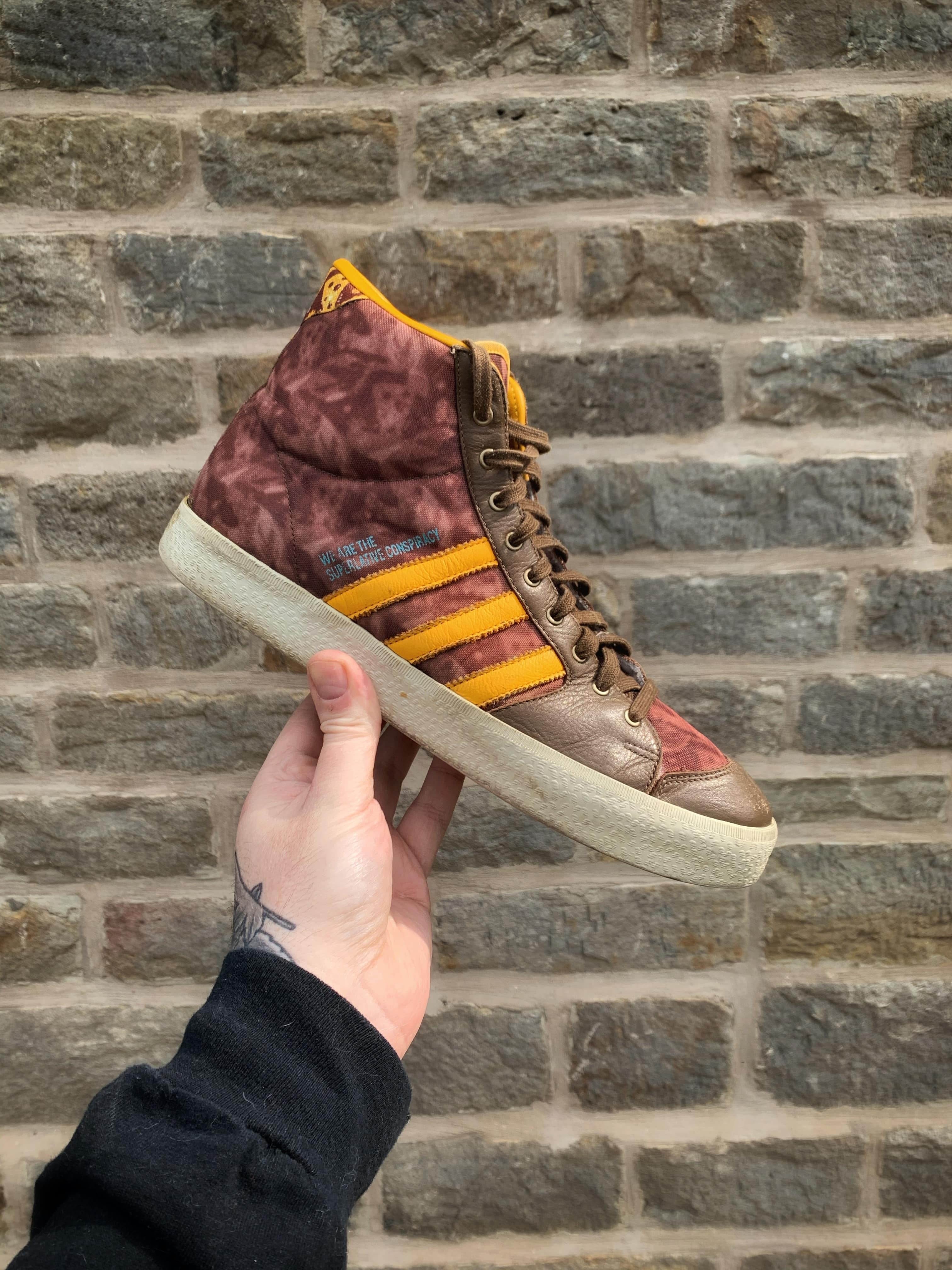 adidas Originals x WESC Dakota - 2004