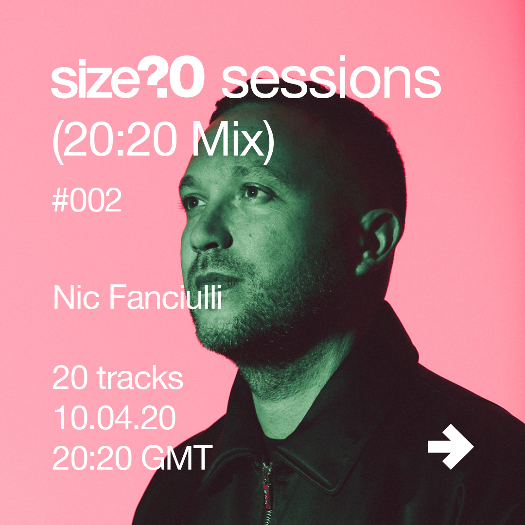 We spoke to Nic Fanciulli ahead of his size? sessions (20:20 Mix)