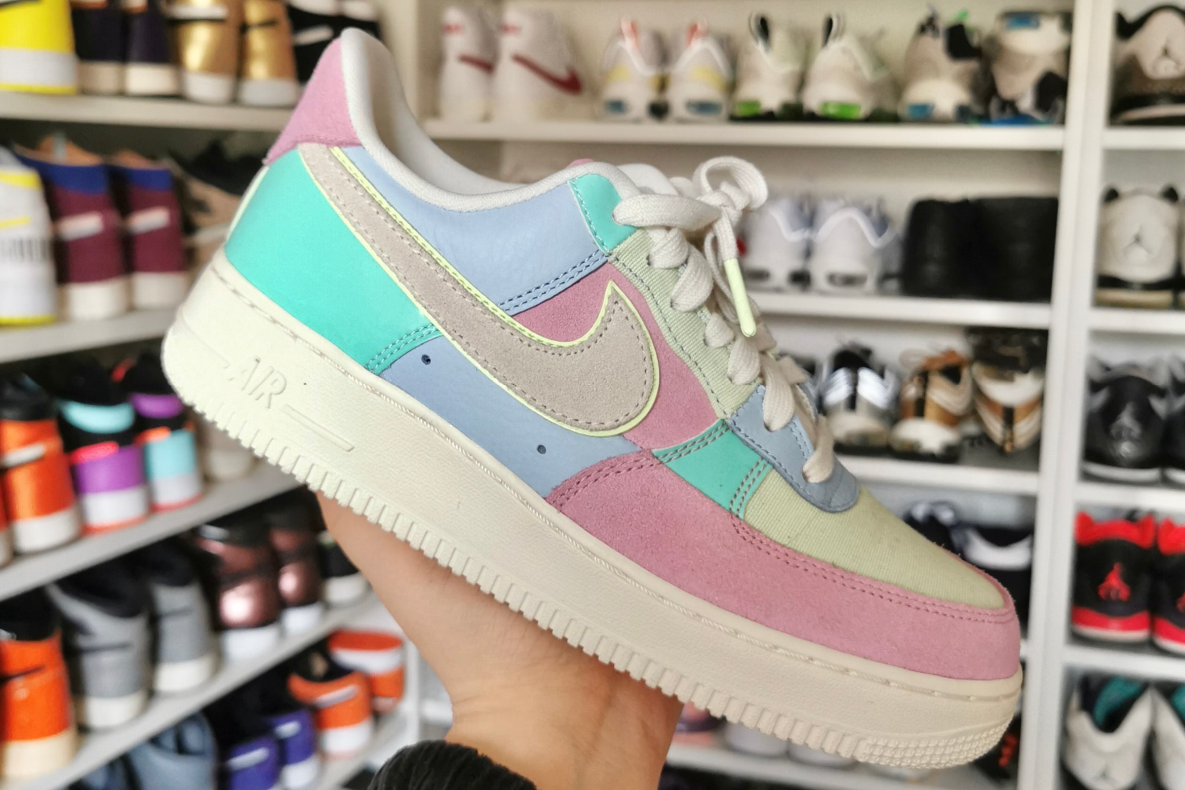 Nike Air Force 1 QS 'Easter' - 2018