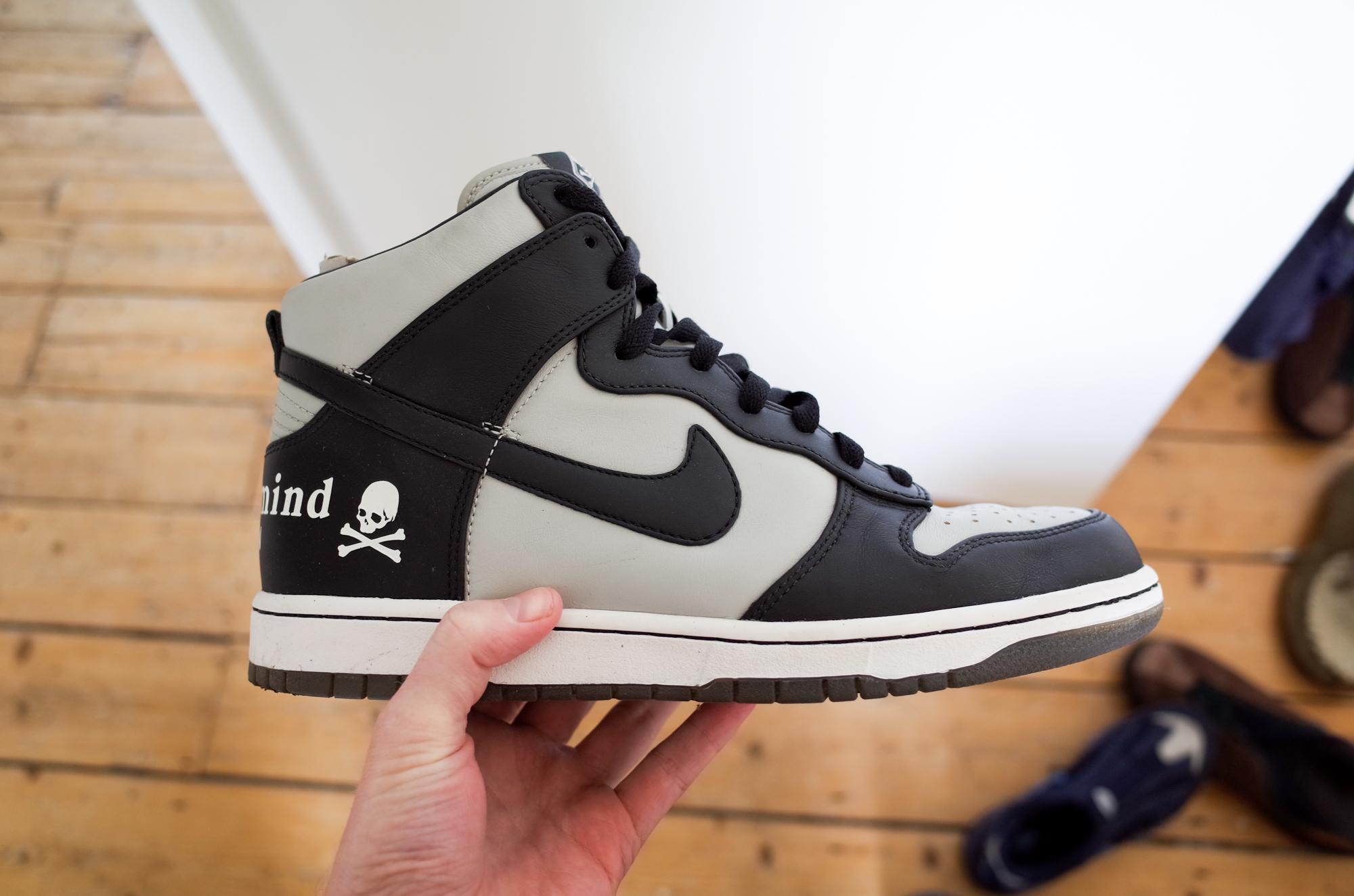 Mastermind x Nike Dunk High - 2012