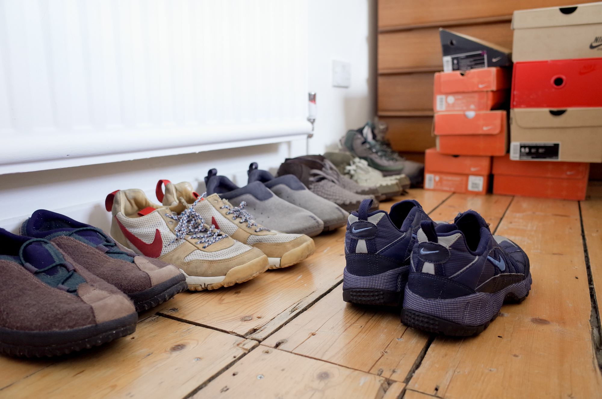size? collections – A conversation with Michael Ford